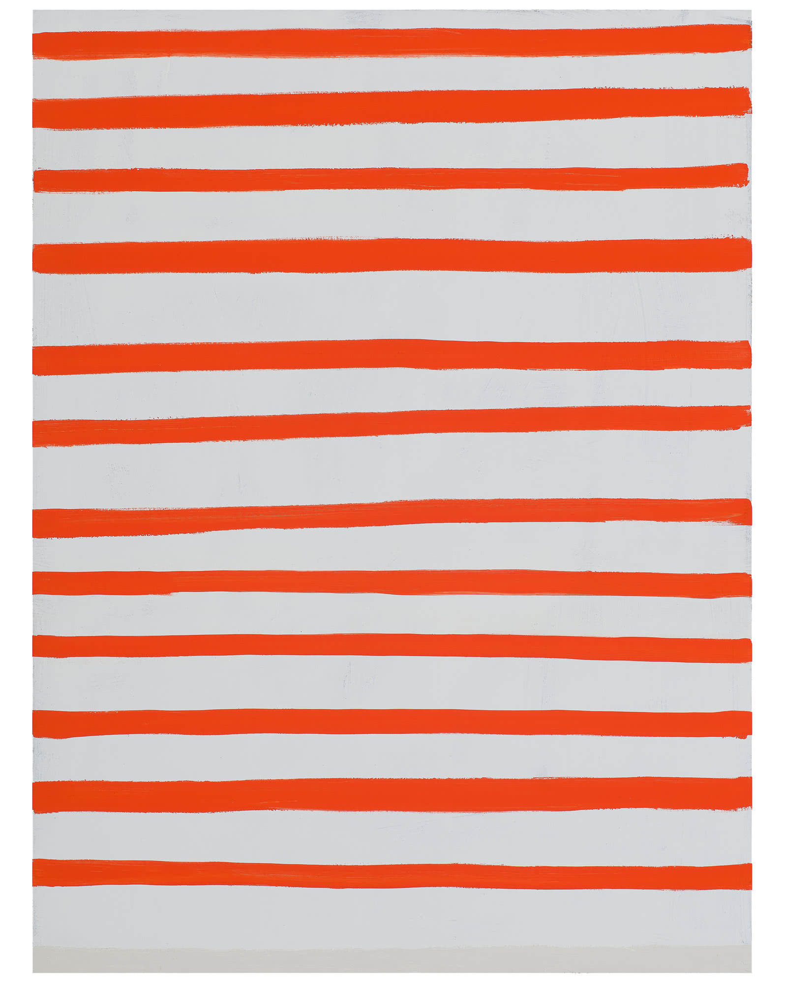 """Red Stripe"" by Laurie Fisher,"