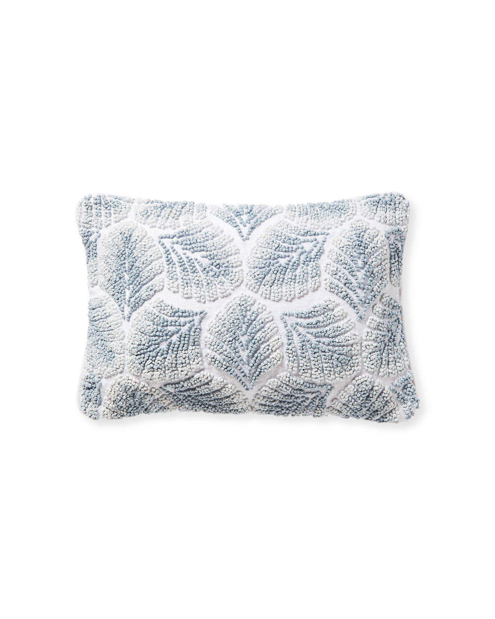 Hawthorne Pillow Cover, Blue