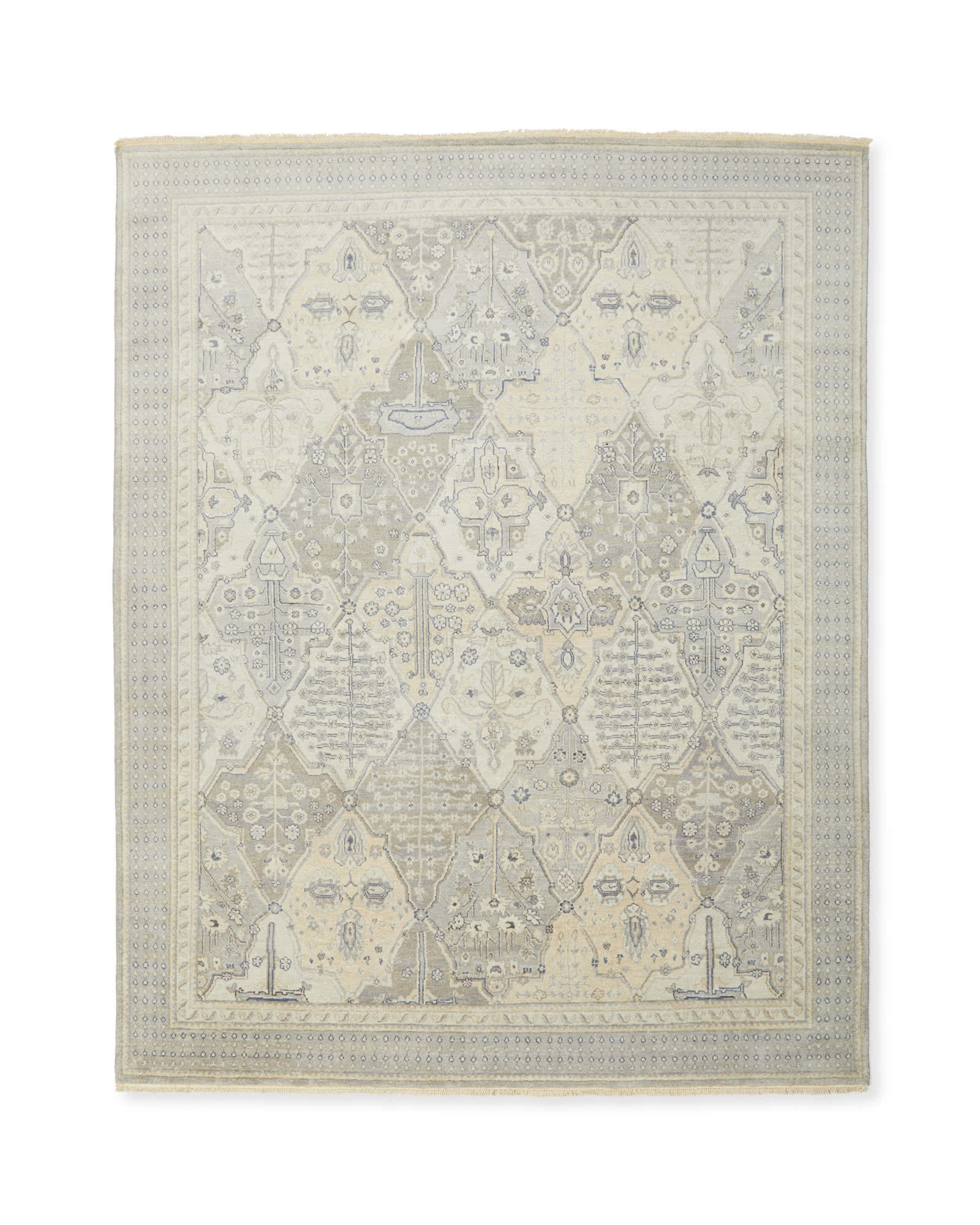 Norland Hand-Knotted Rug,