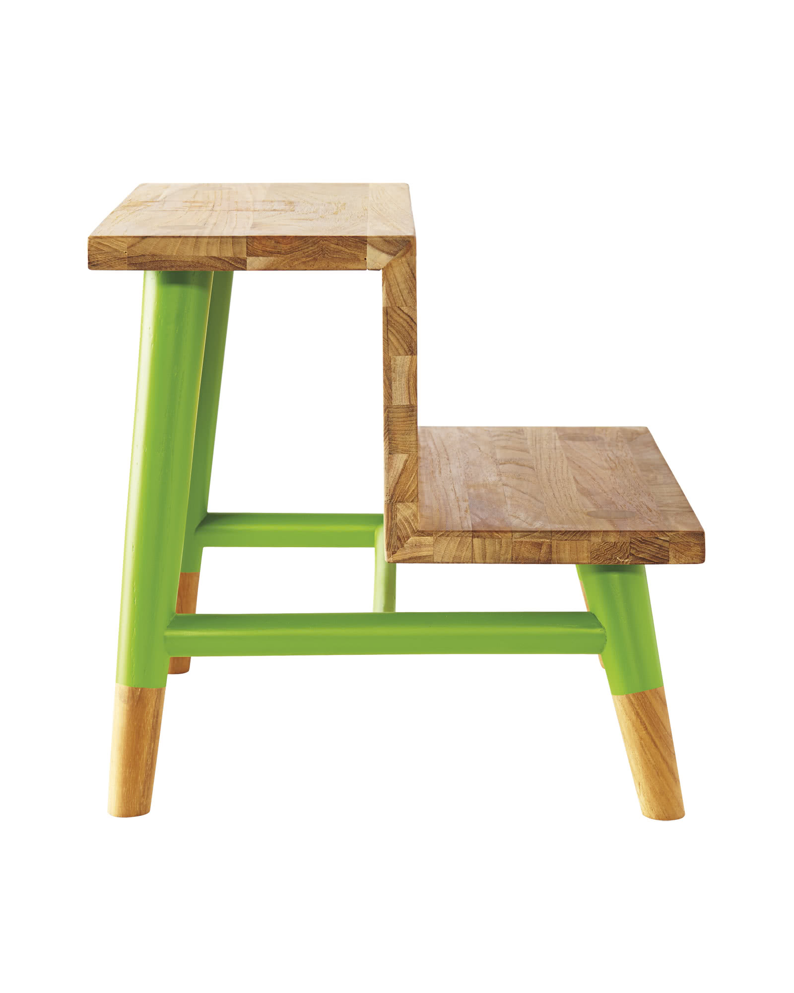 Teak Step Stool Stools Serena And Lily