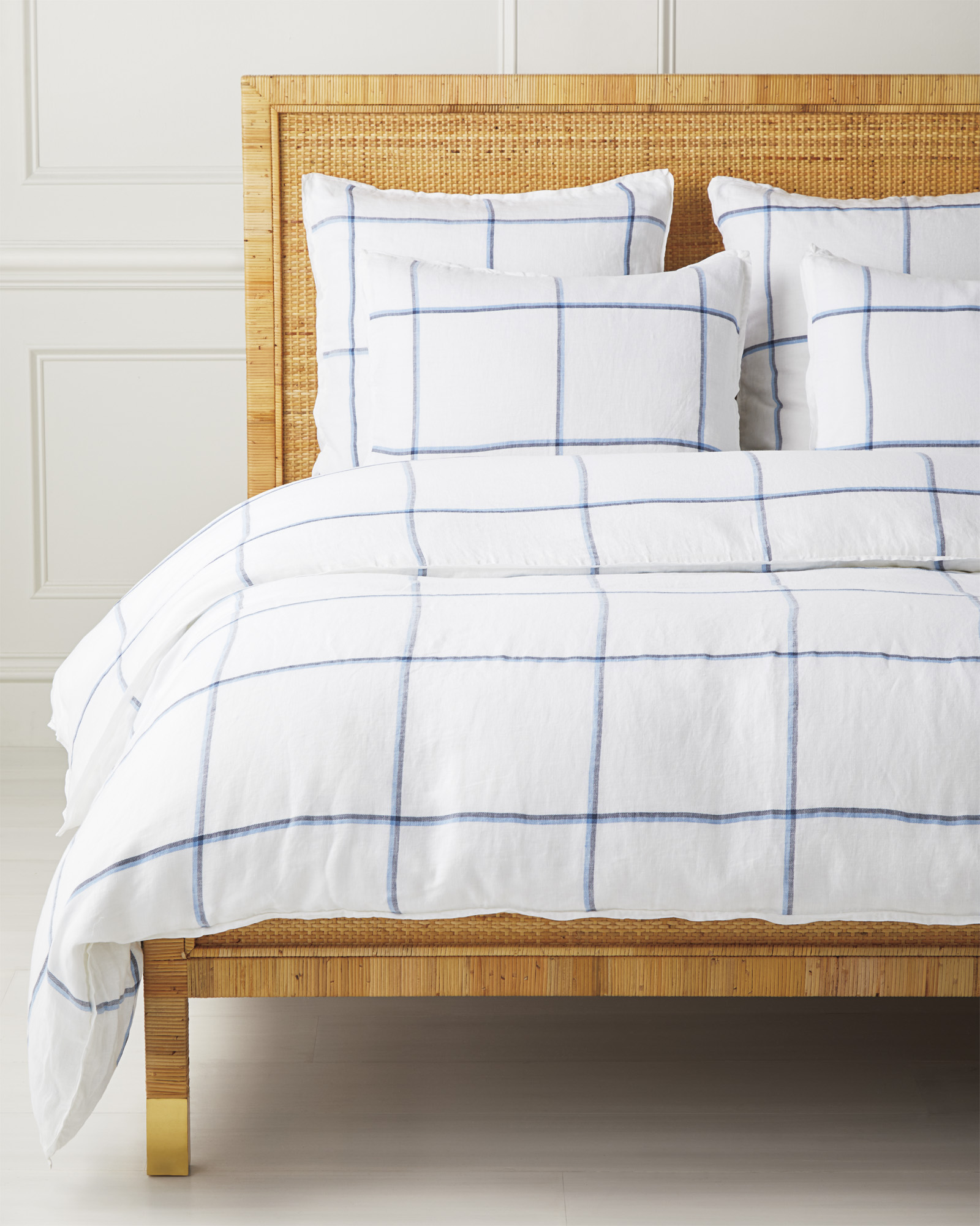 Hammonds Duvet Cover, Navy