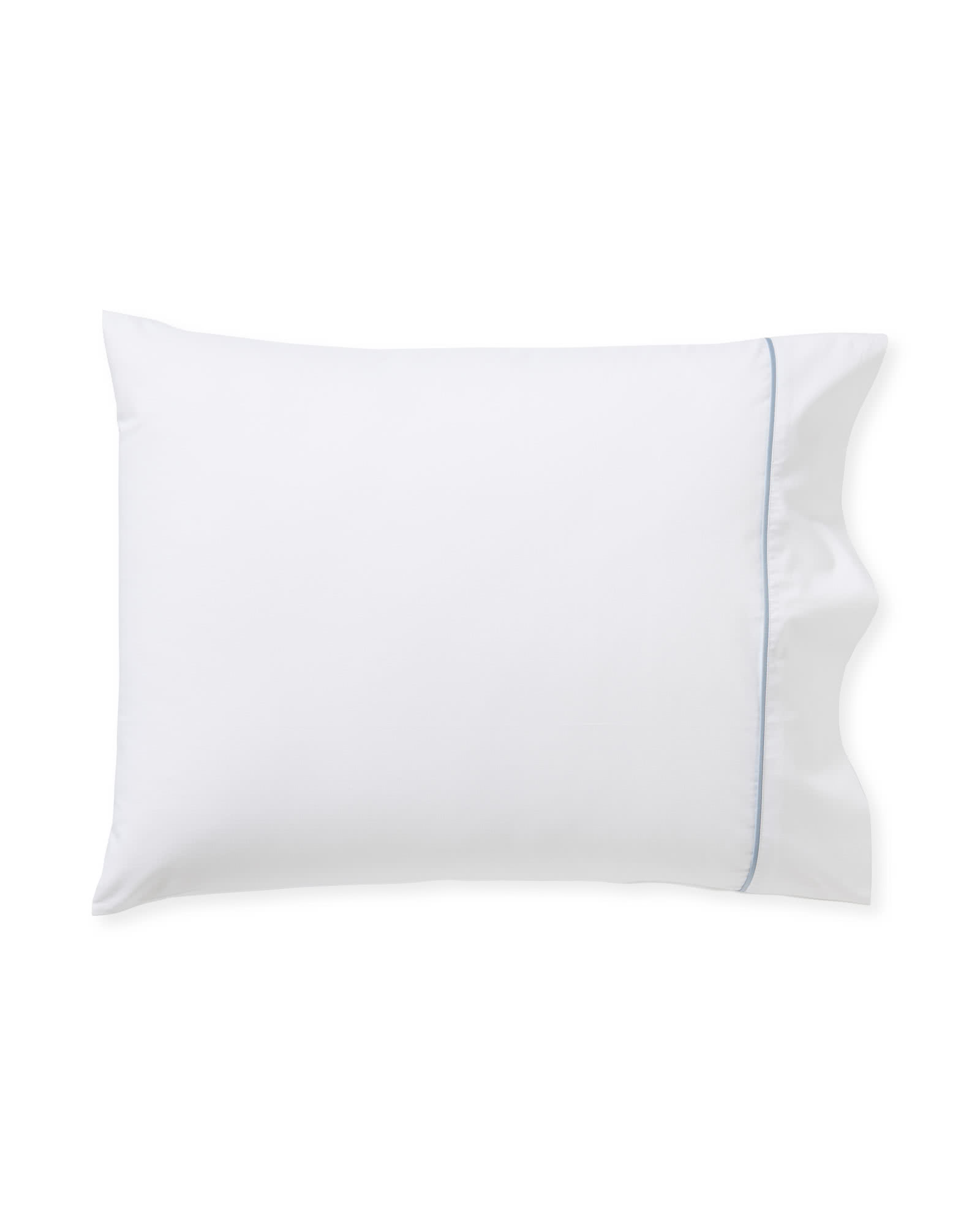 Beach Club Pillowcases (Extra Set of 2), Coastal Blue
