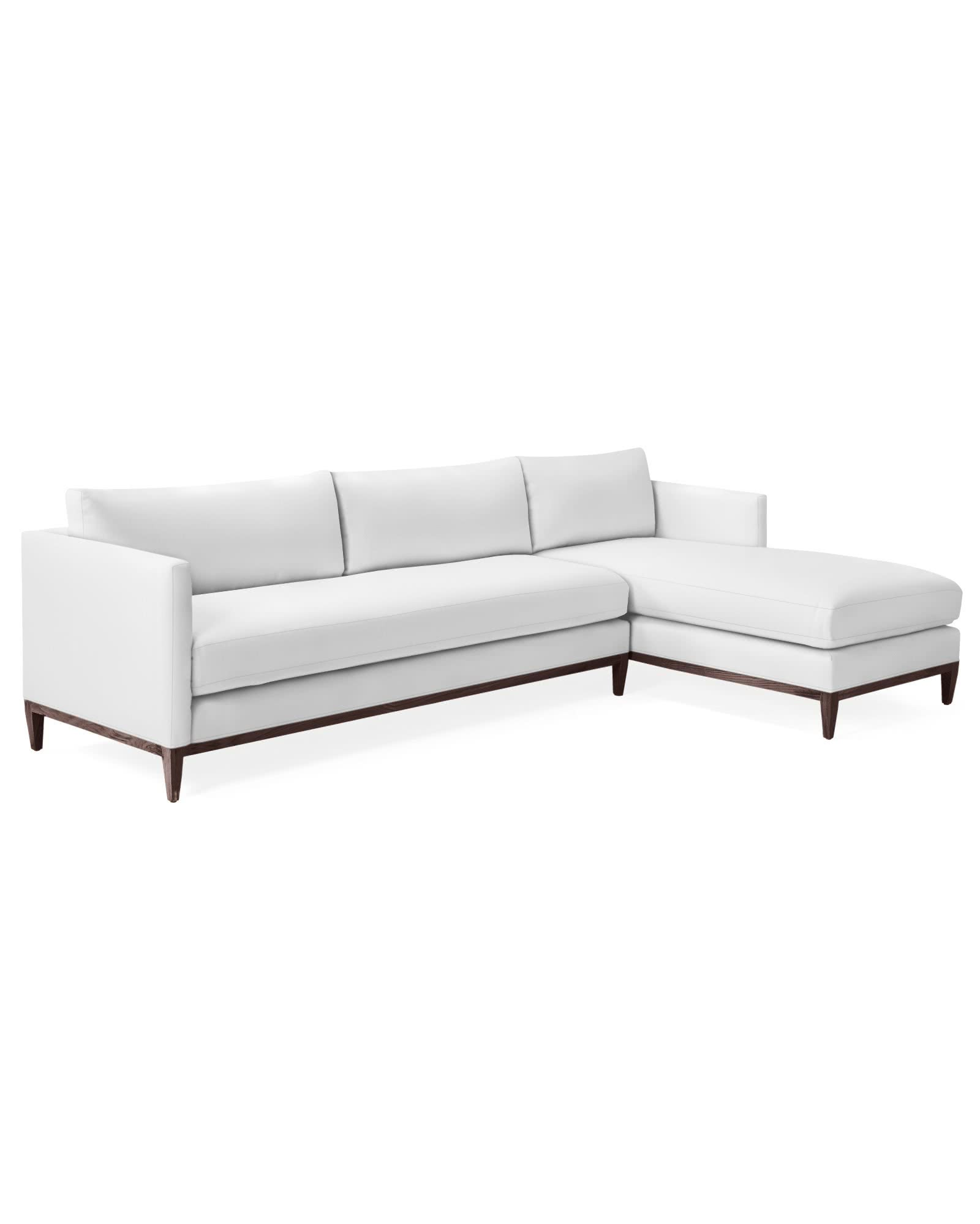 Barton Chaise Sectional - Right-Facing,