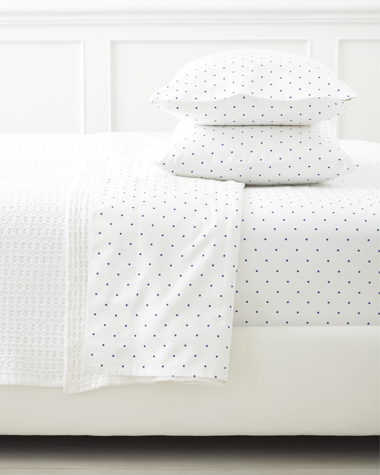 Pin Dot Pillowcases (Extra Set of 2)