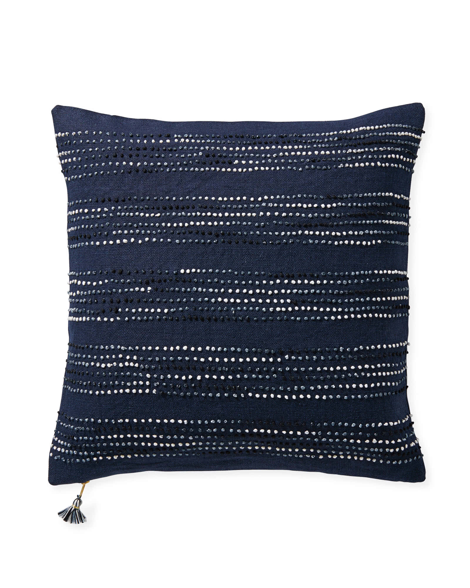 Pryce Pillow Cover, Navy