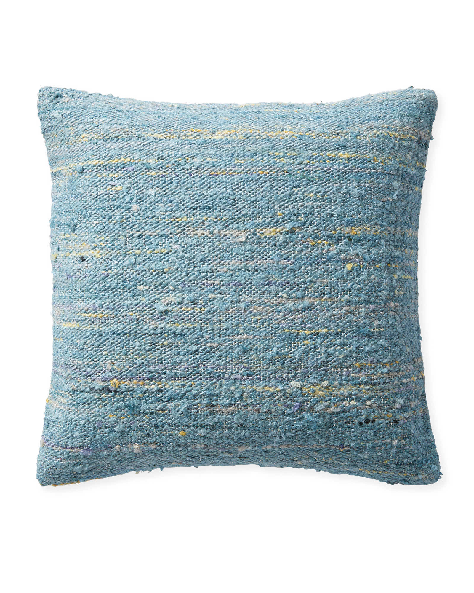 Keys Pillow Cover, Blue