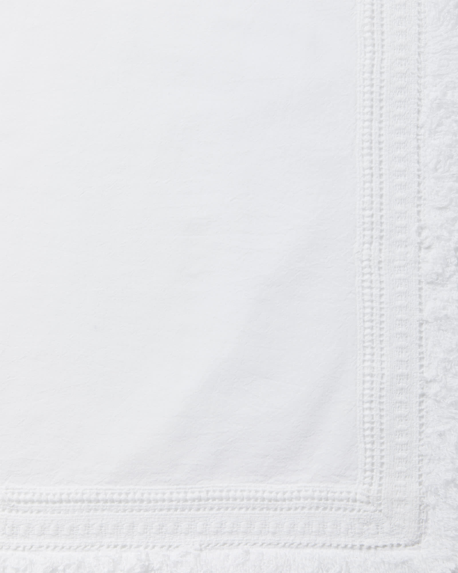 Solana Bedding Swatch, White