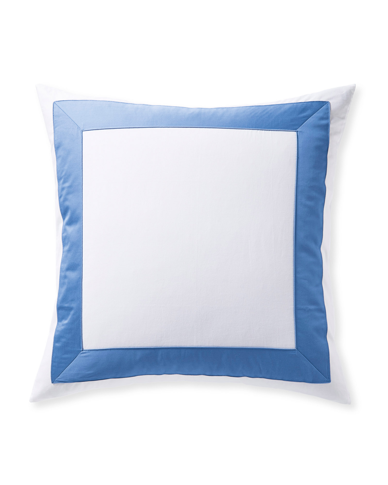 Beach Club Border Shams, French Blue