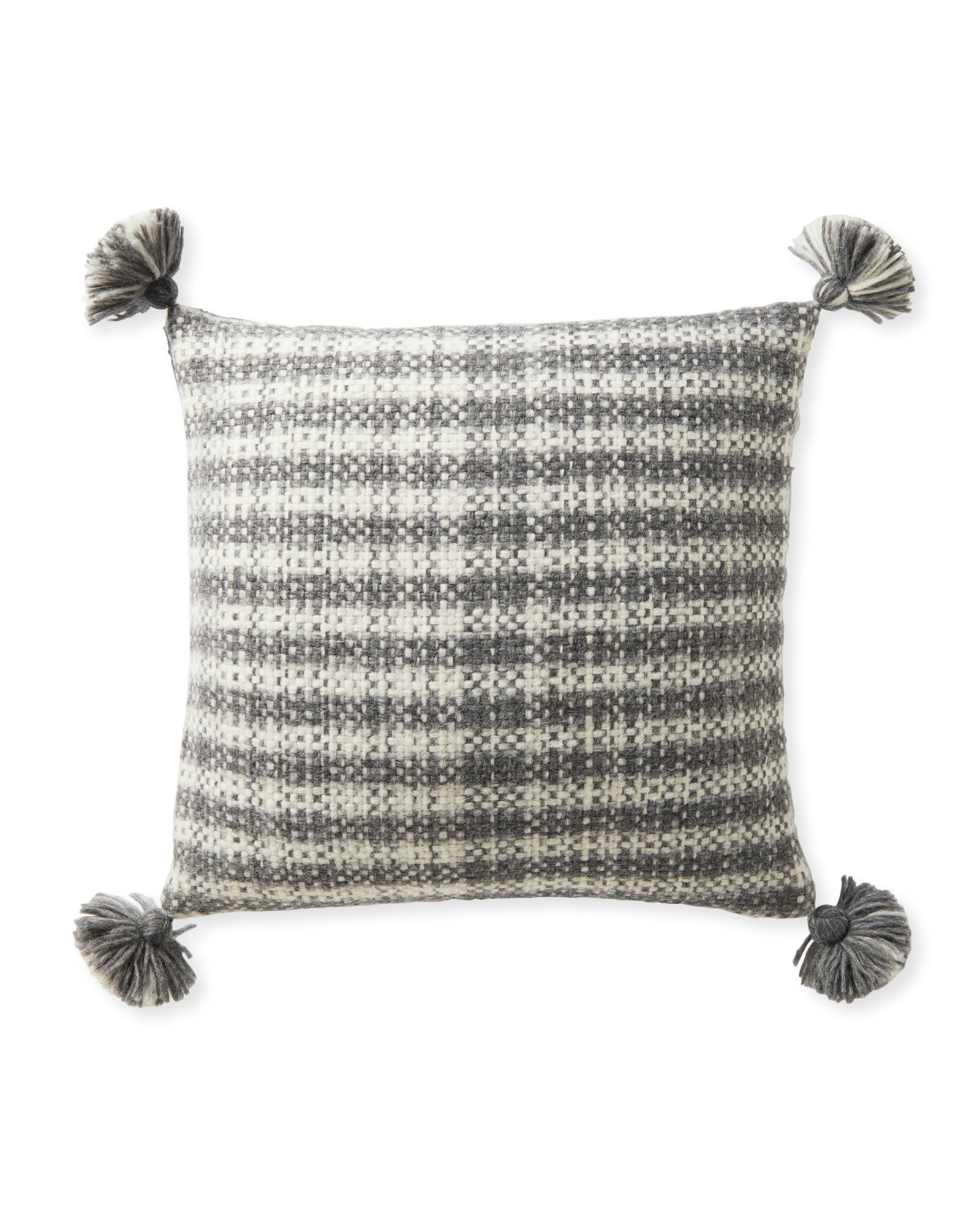 West Shore Pillow Cover, Smoke
