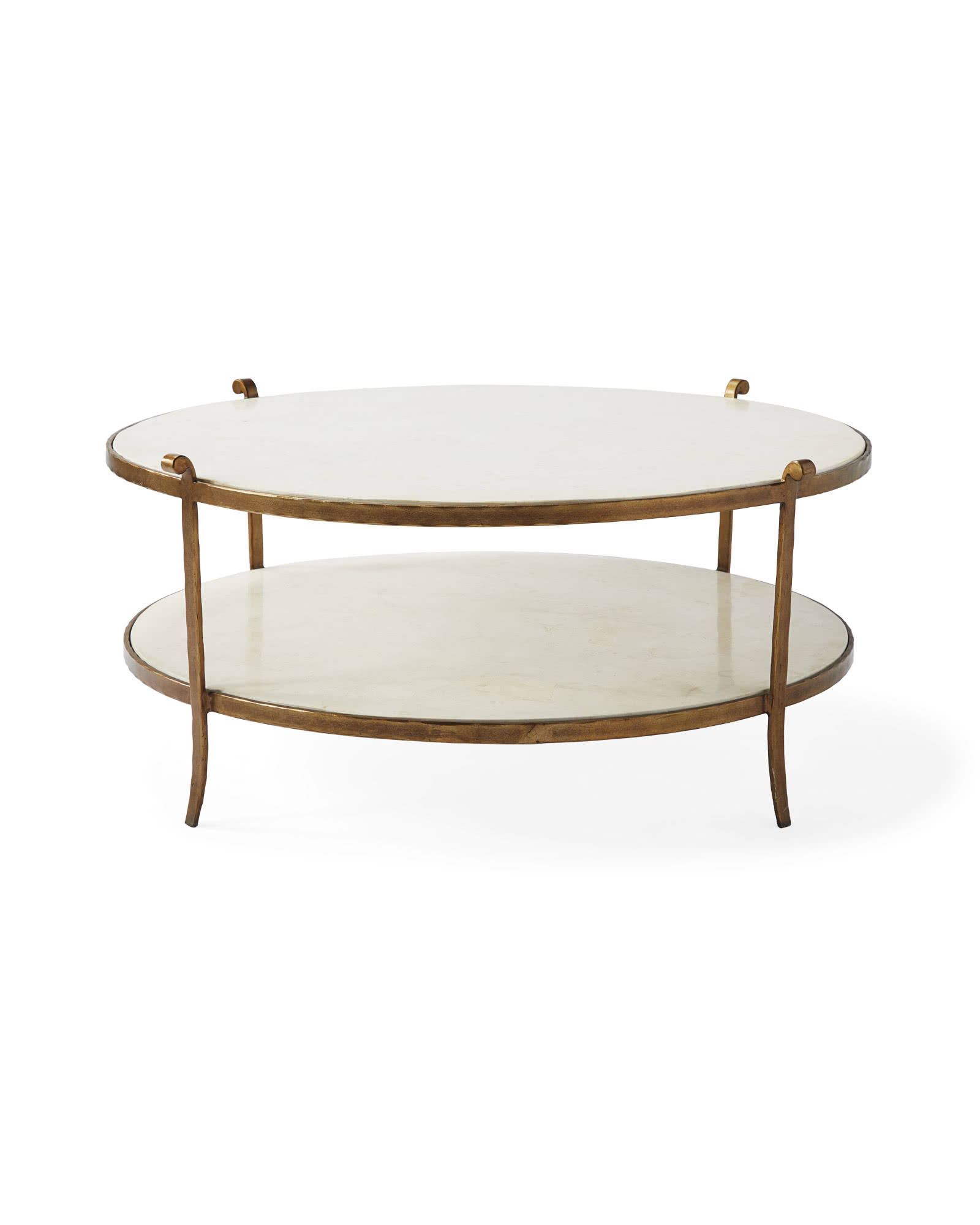 St. Germain Round Coffee Table,