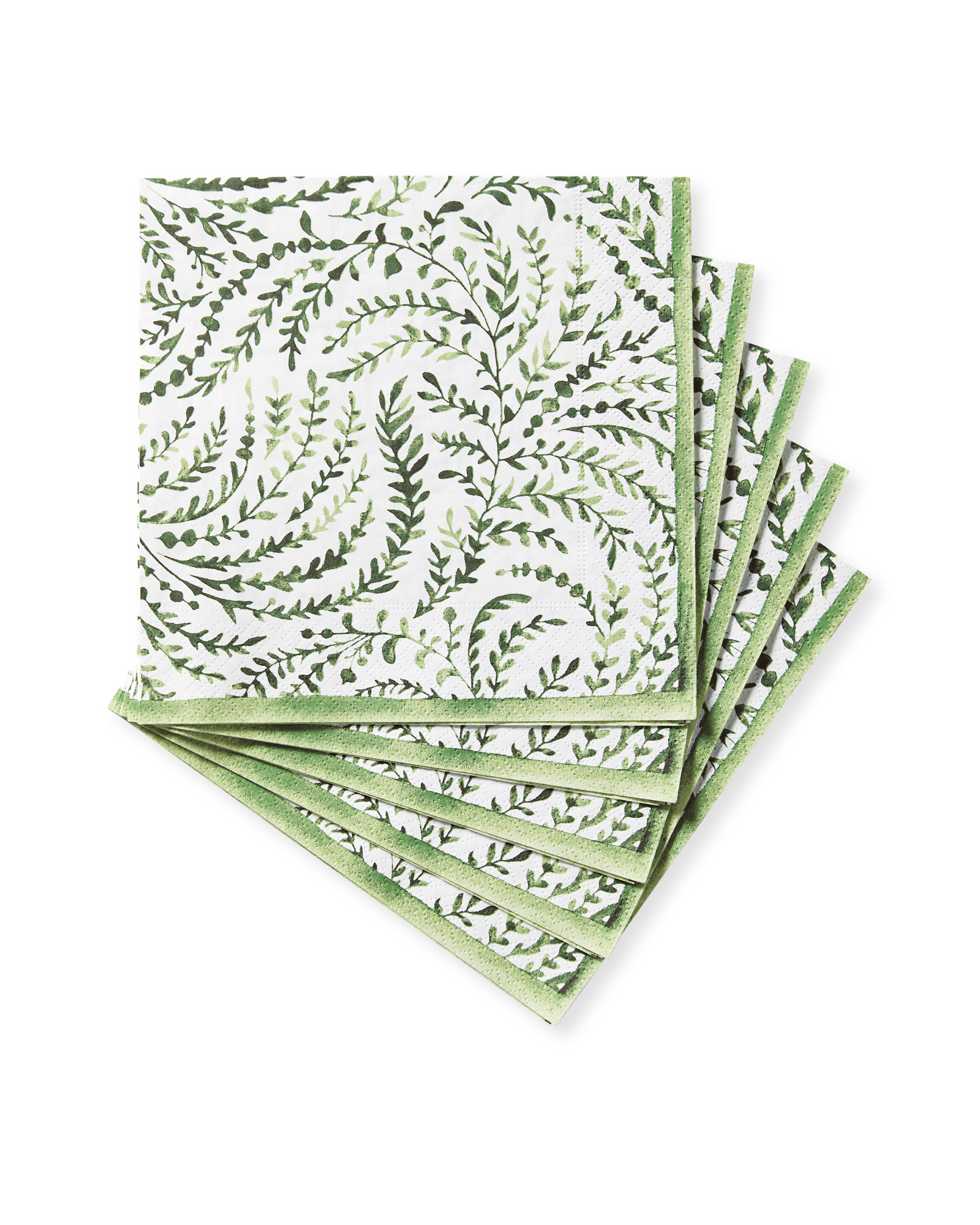 Priano Napkins - Luncheon, Green