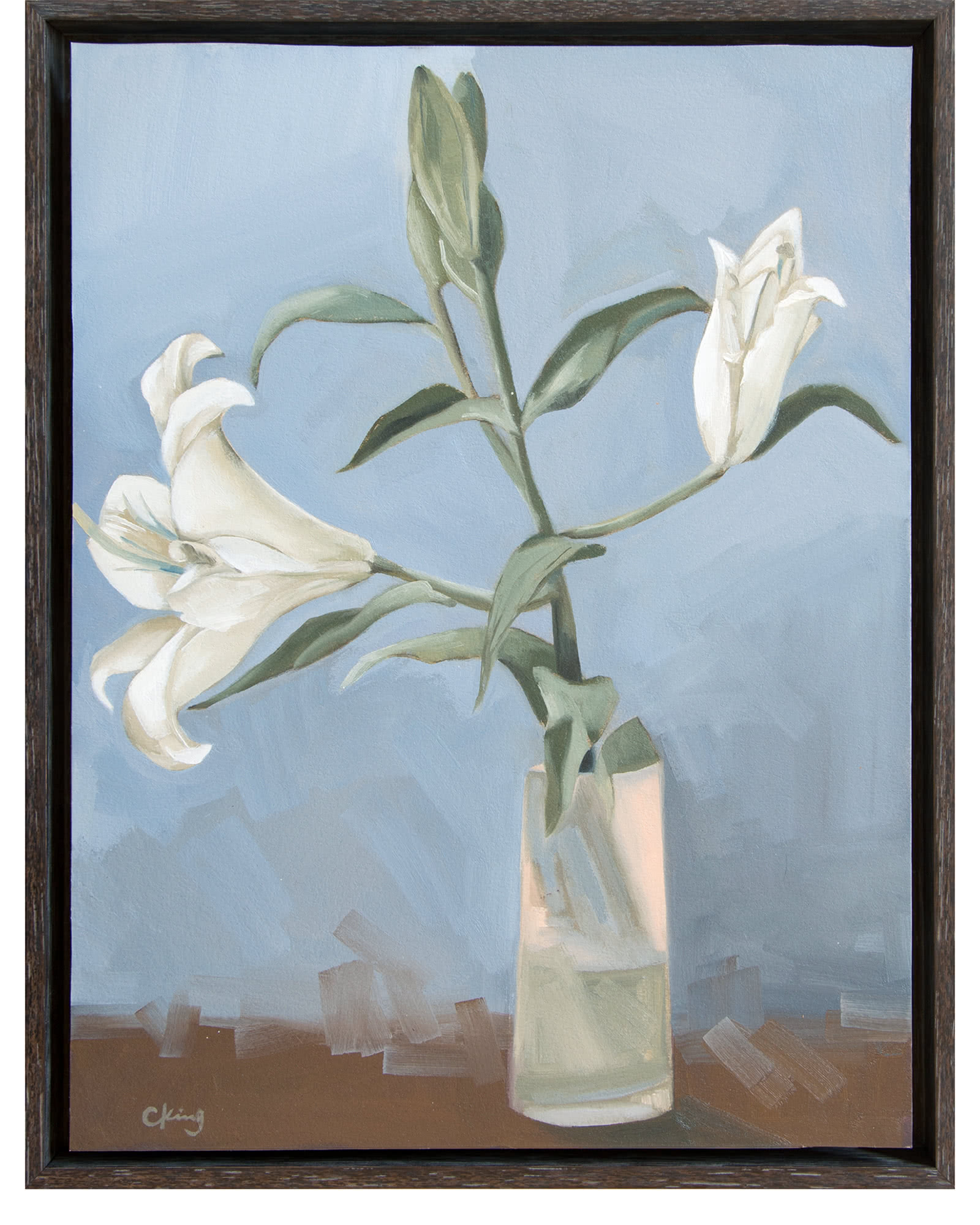 """""""Lily"""" by Christy King,"""