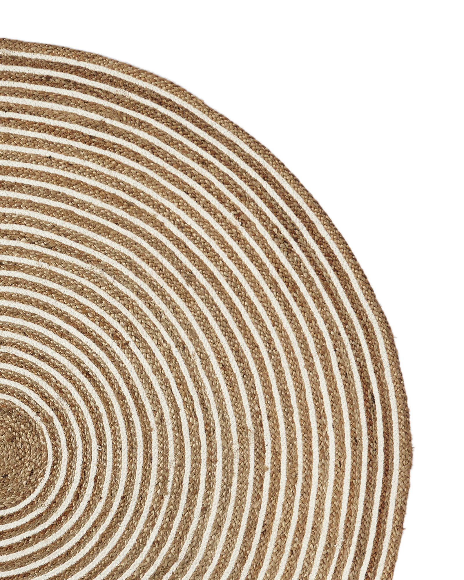 cm handmade jute natural decore rug products yellow and diameter oculus green round