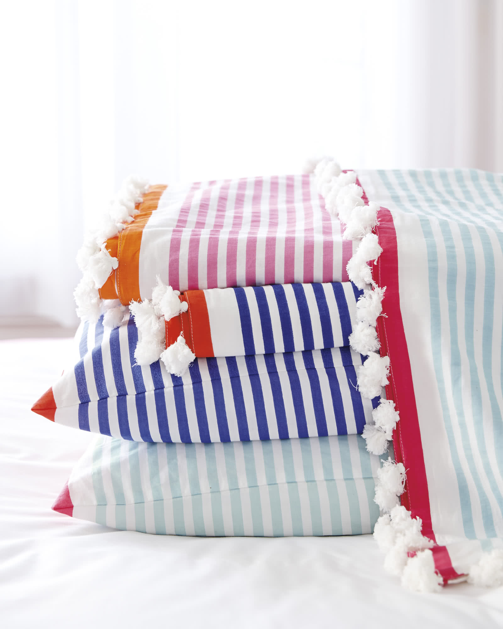Candy Stripe Coverlet,