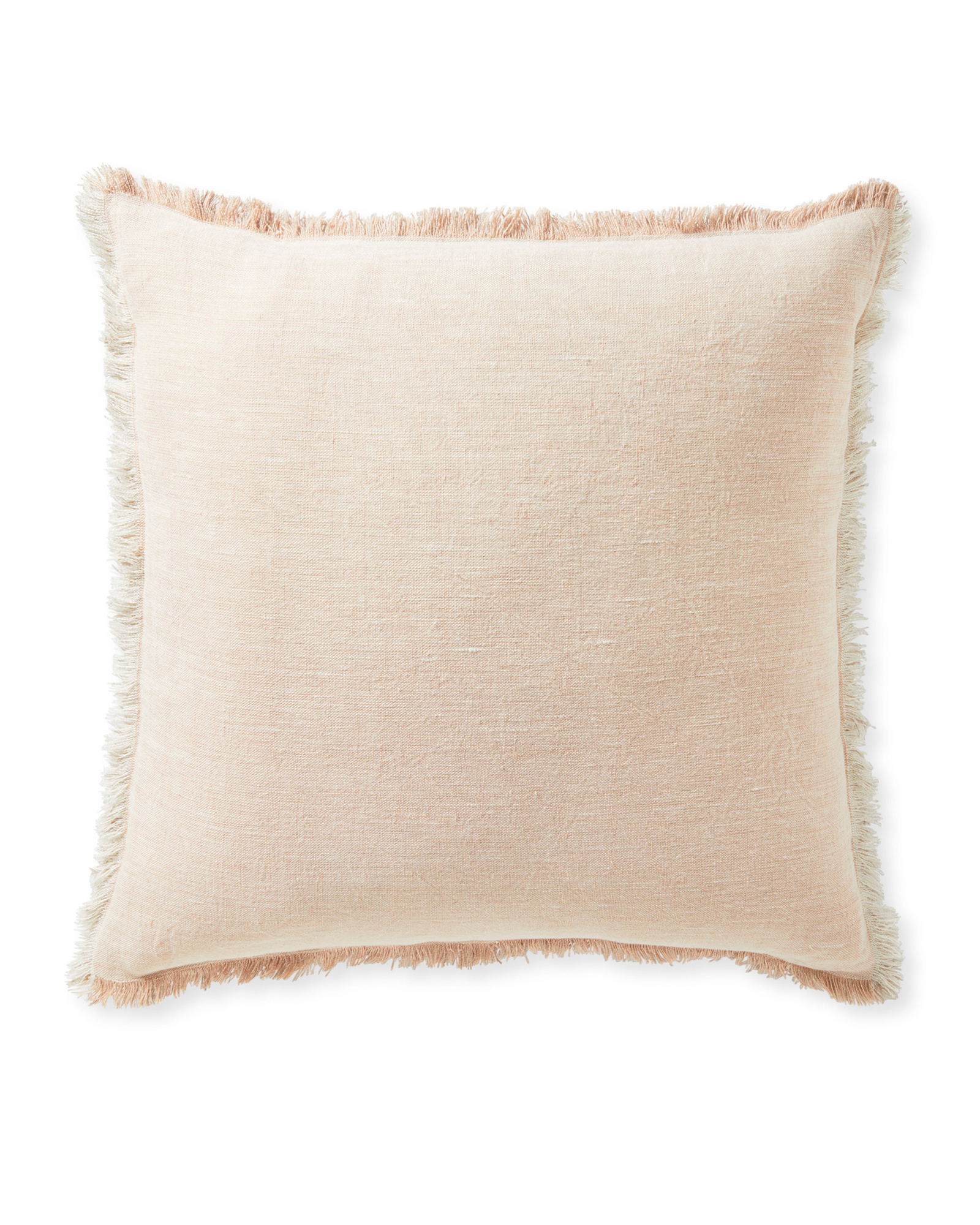 Avalis Pillow Cover, Pink Sand
