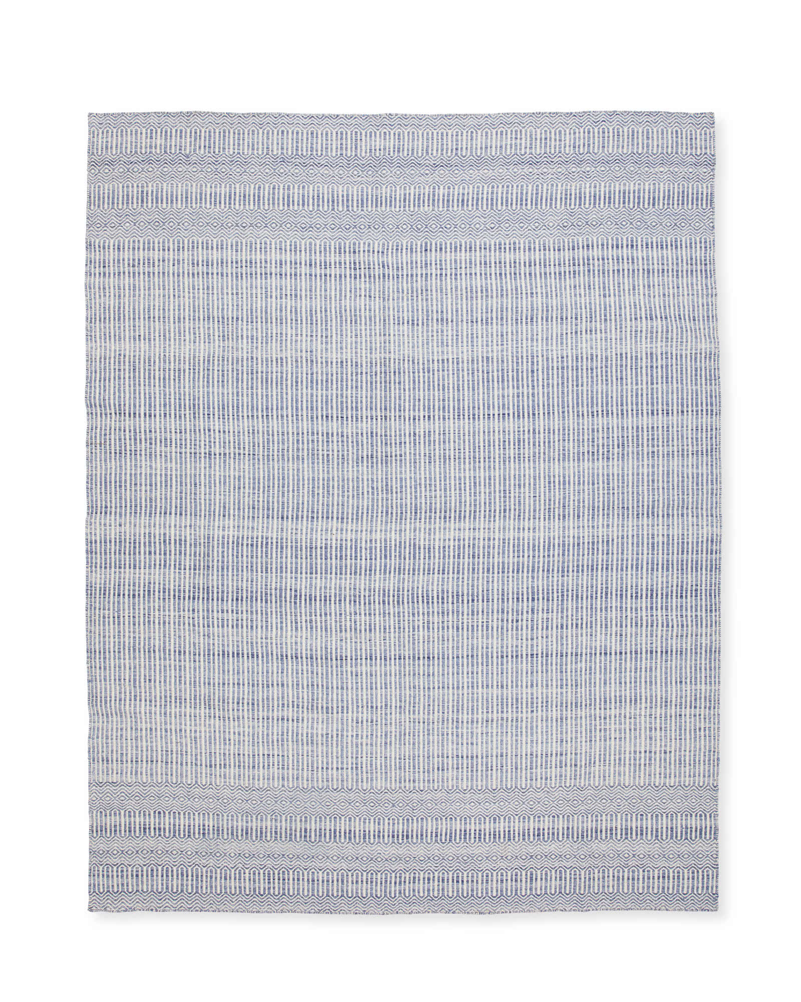 Turnstone Rug, Blue