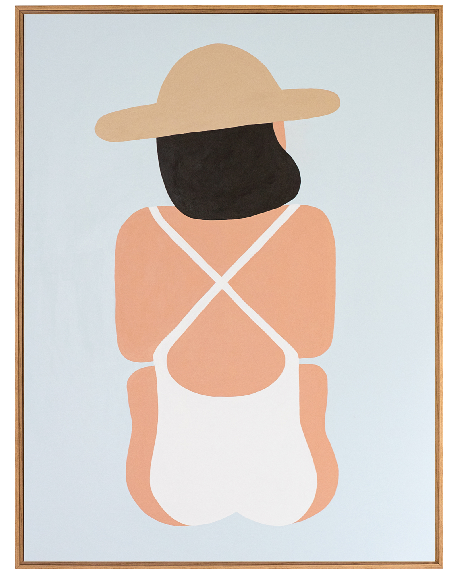 """""""Wahine"""" by Whitney Castro,"""
