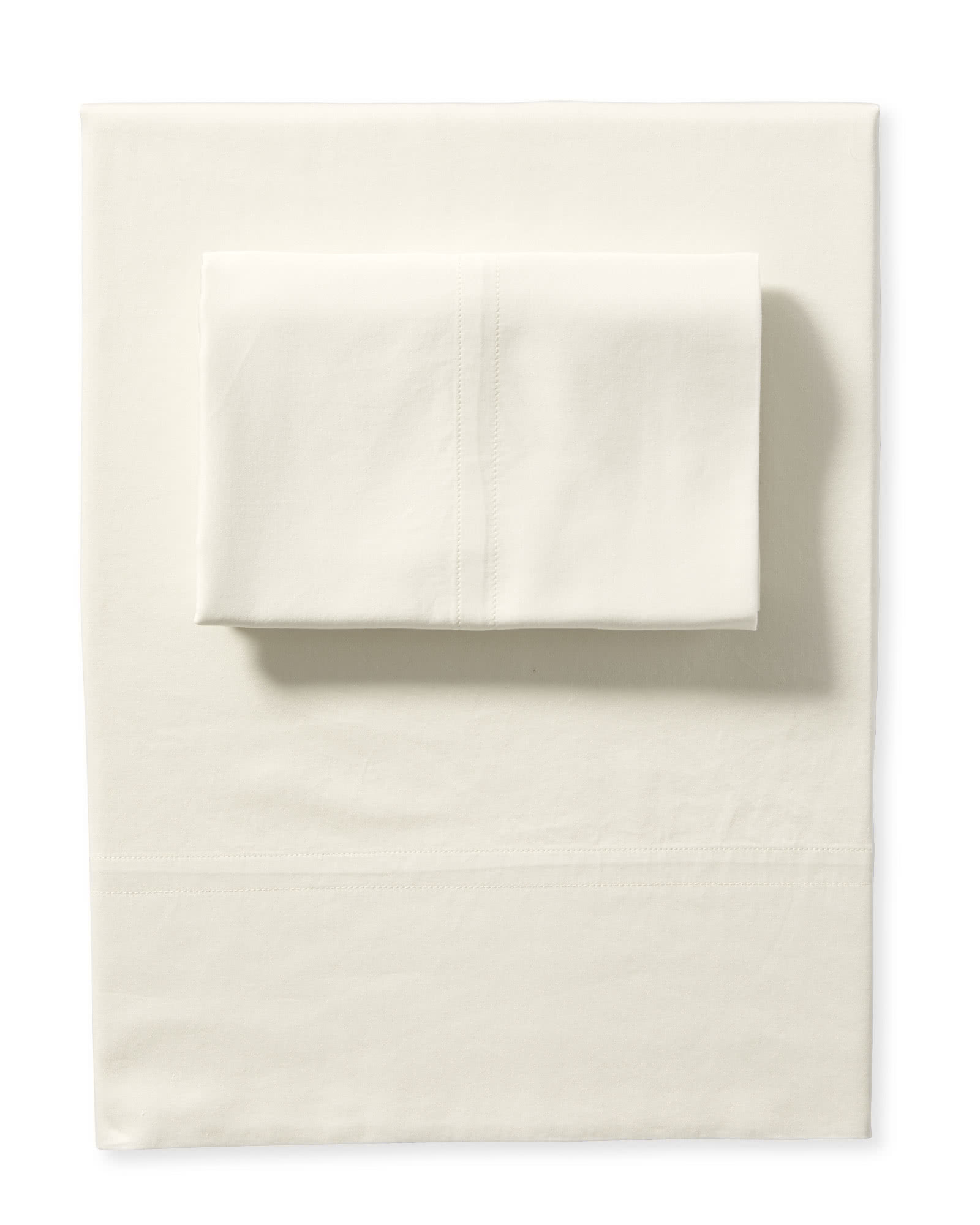 Sorrento Sateen Sheet Set, Ivory