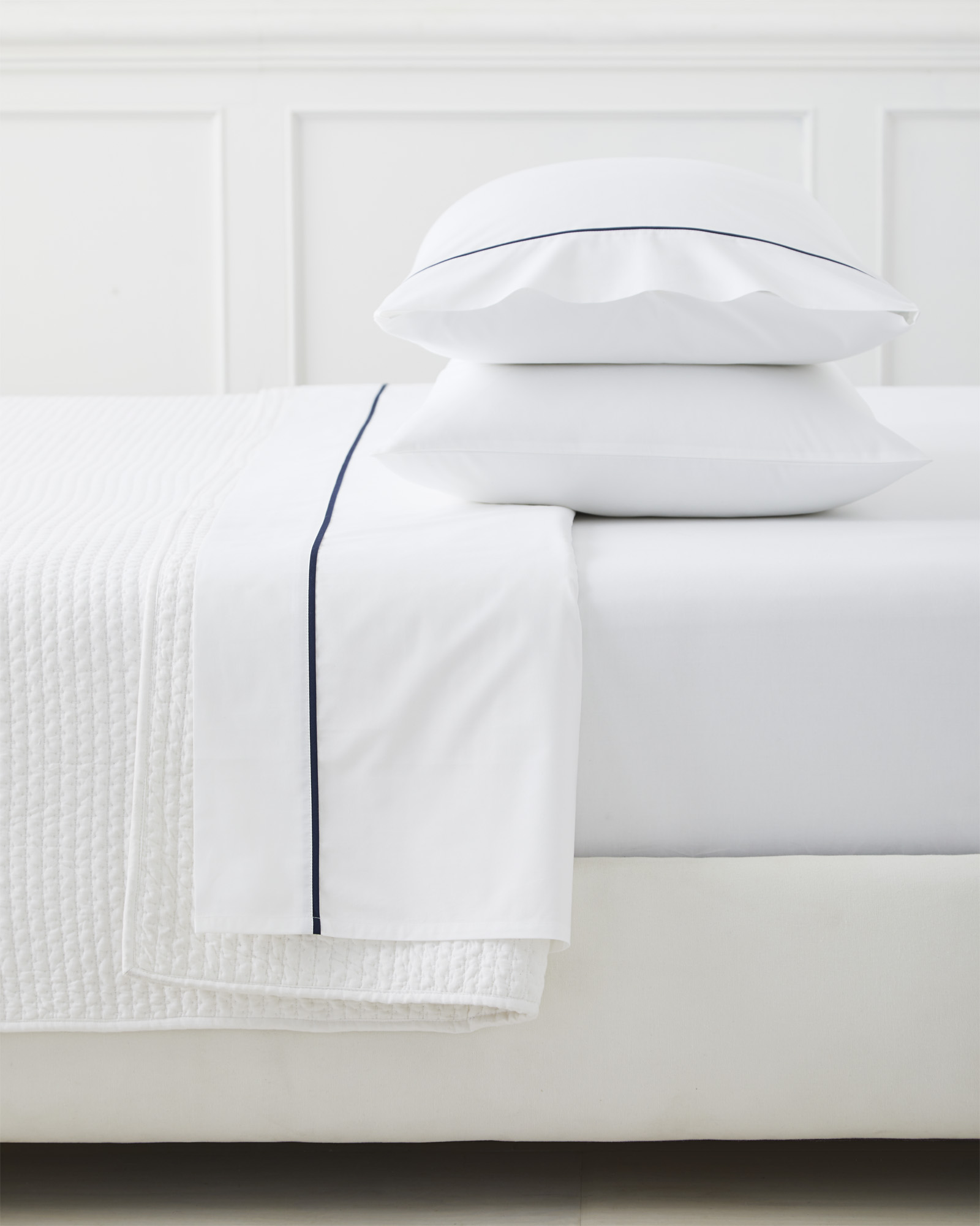 Beach Club Sheet Set, Midnight