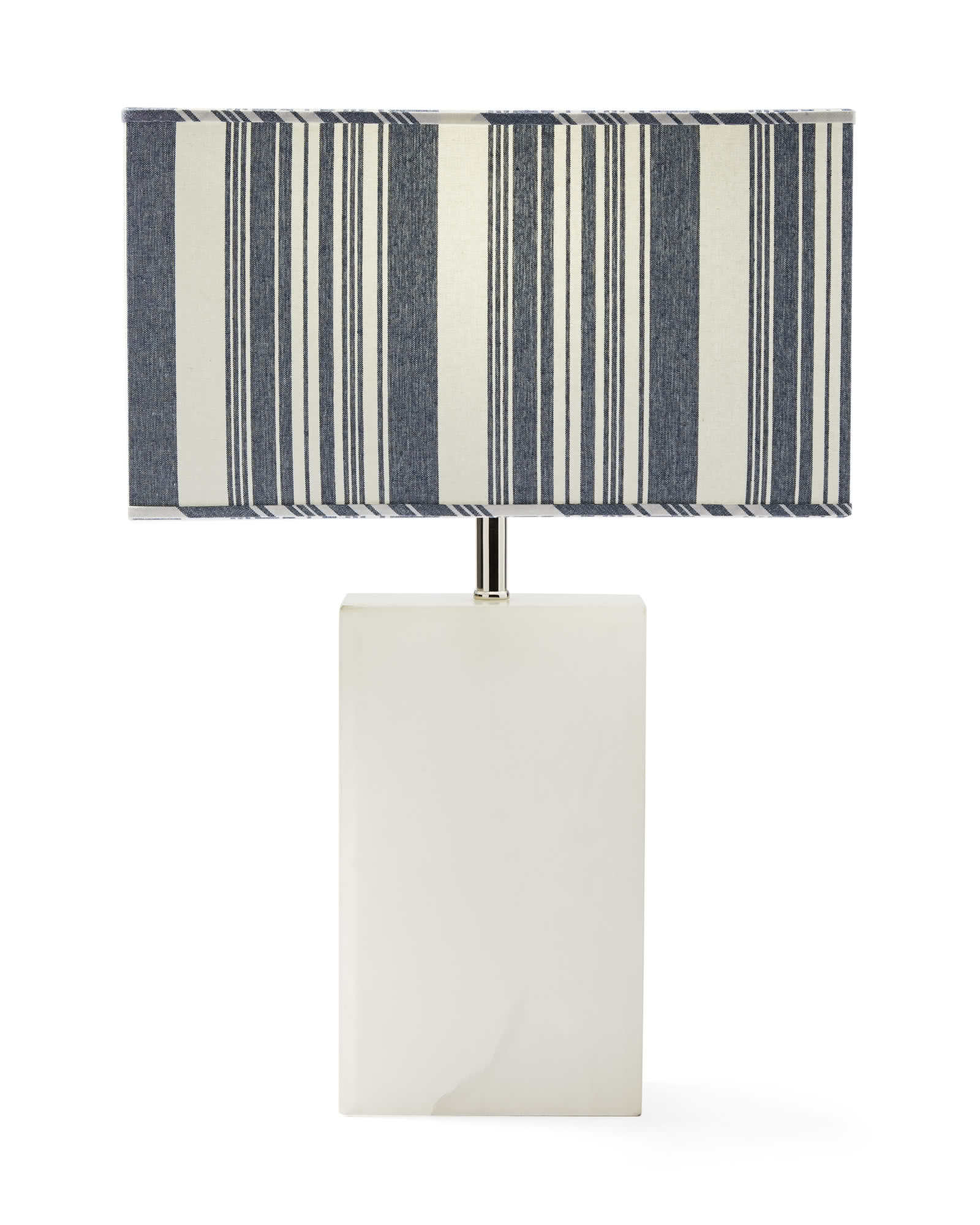 Alabaster Table Lamp,