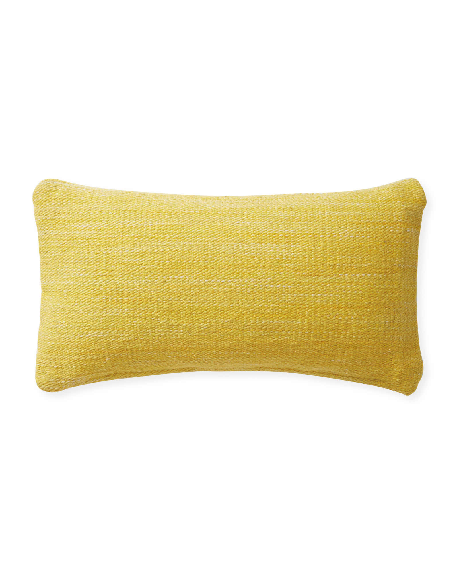 Atlantic Outdoor Pillow Cover, Canary