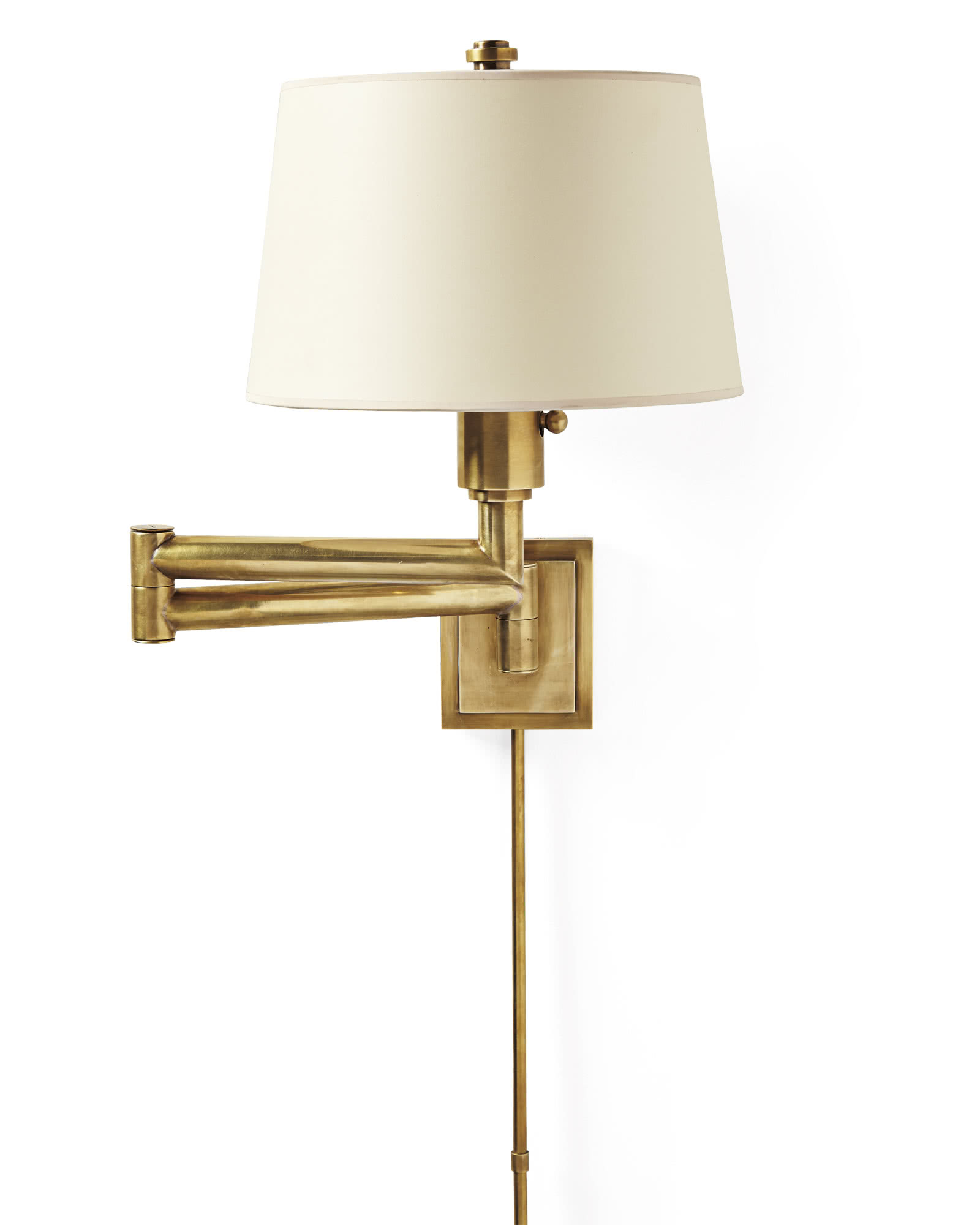 Mason Swing Arm Sconce