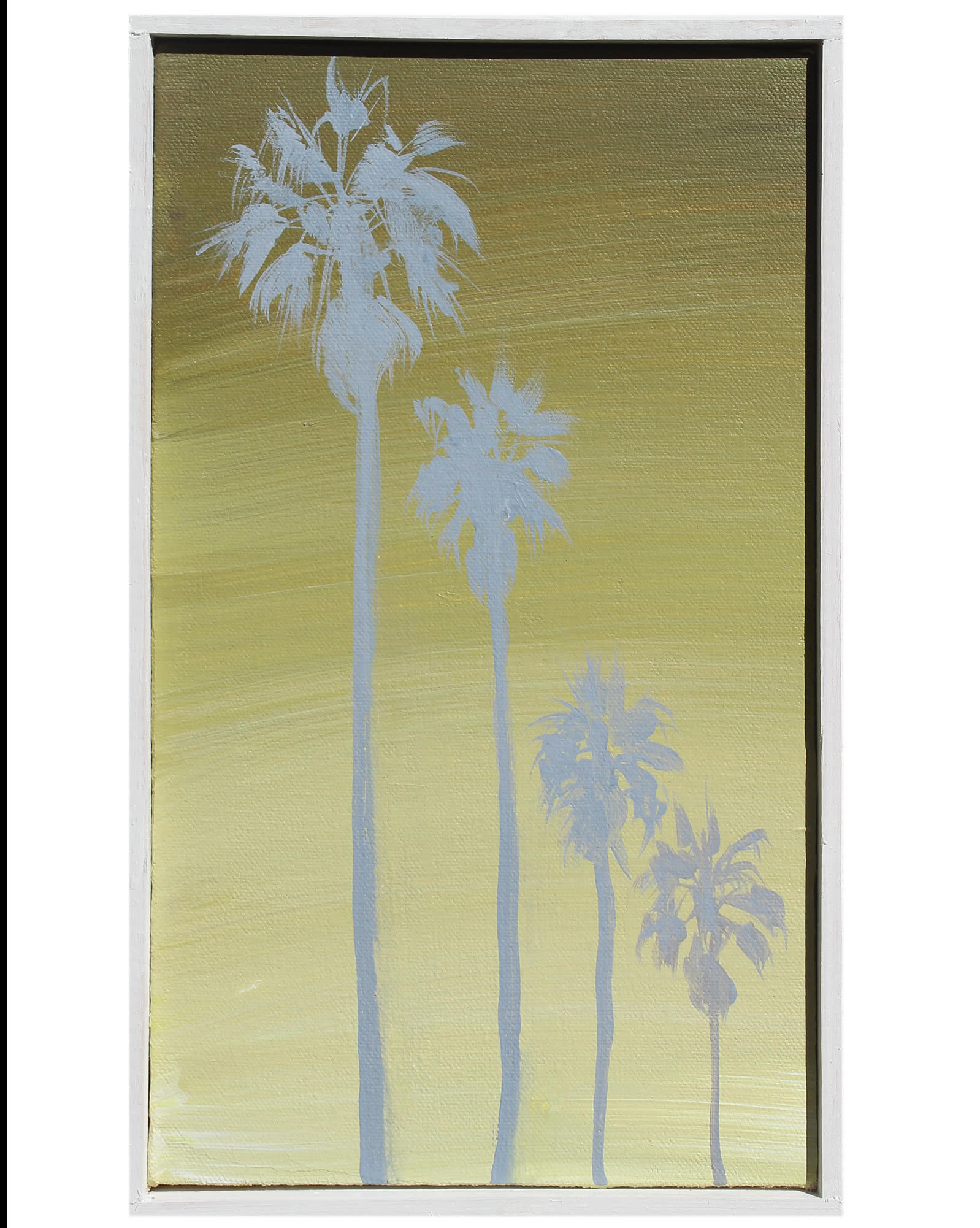 """Sunset Palms 4"" by John Bucklin,"