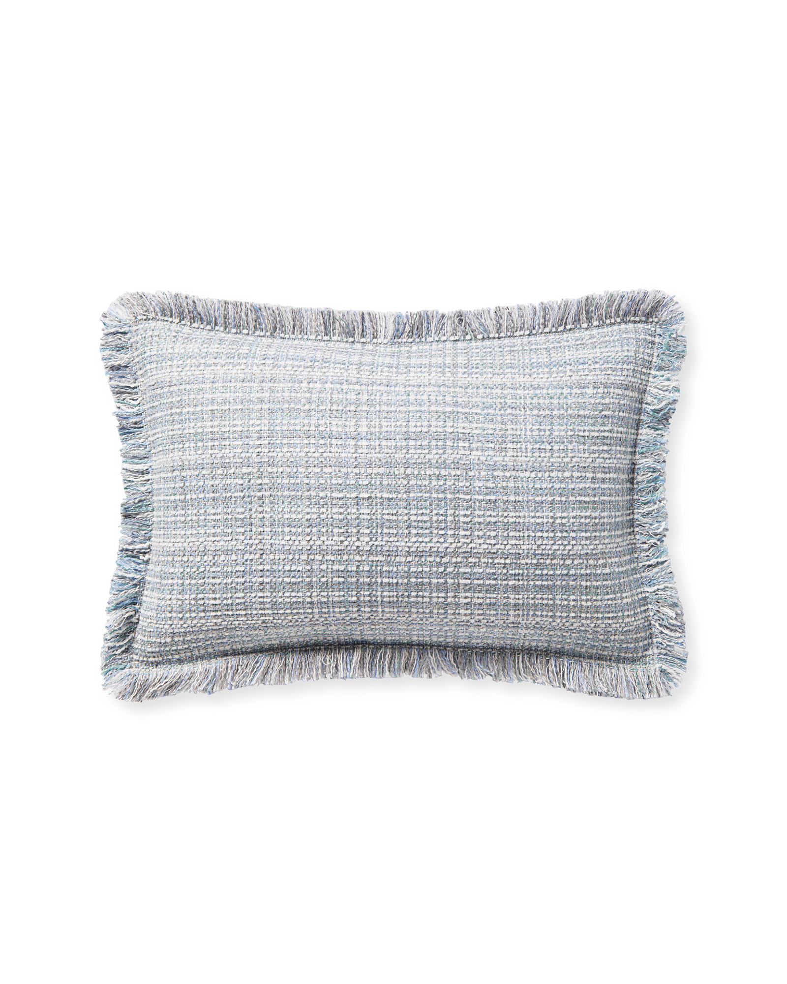 Perennials® Rosemount Pillow Cover, Coastal Blue