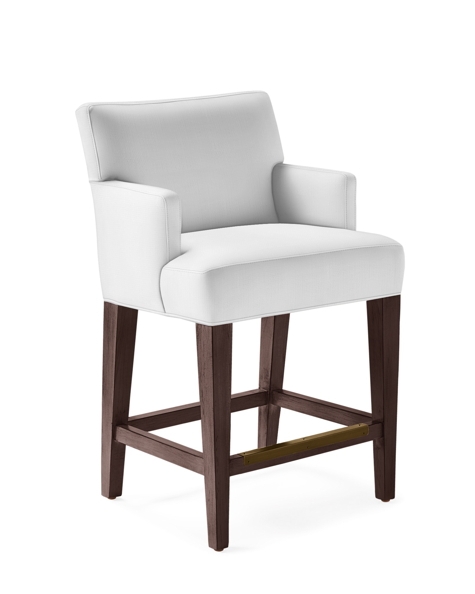 Ross Armed Counter Stool,