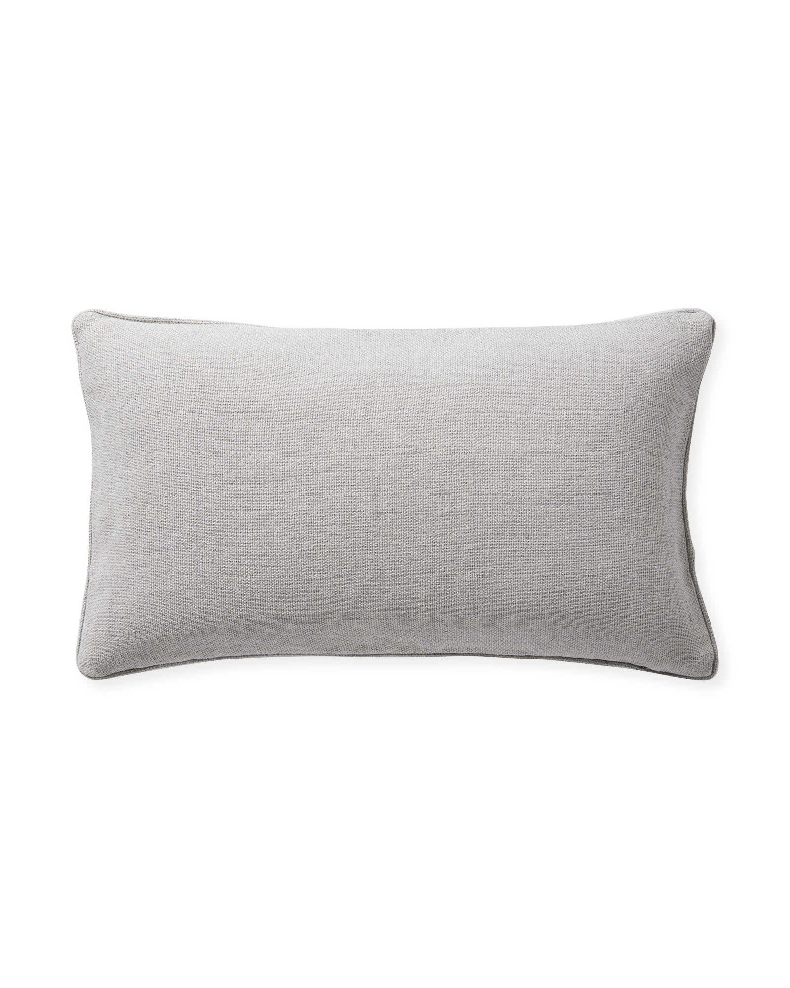 Jetty Pillow Cover, Smoke