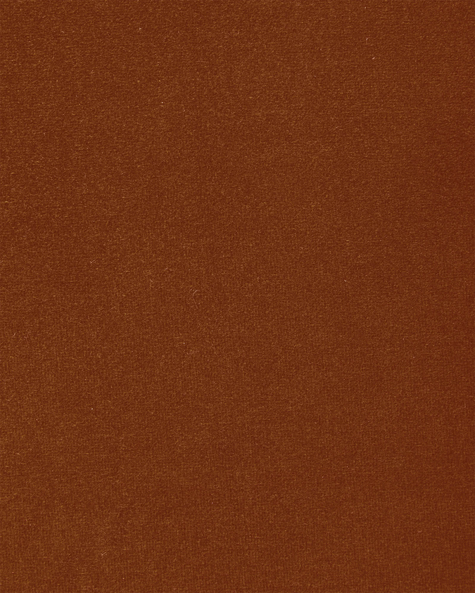 Fabric by the Yard – Cotton Velvet Fabric, Terracotta