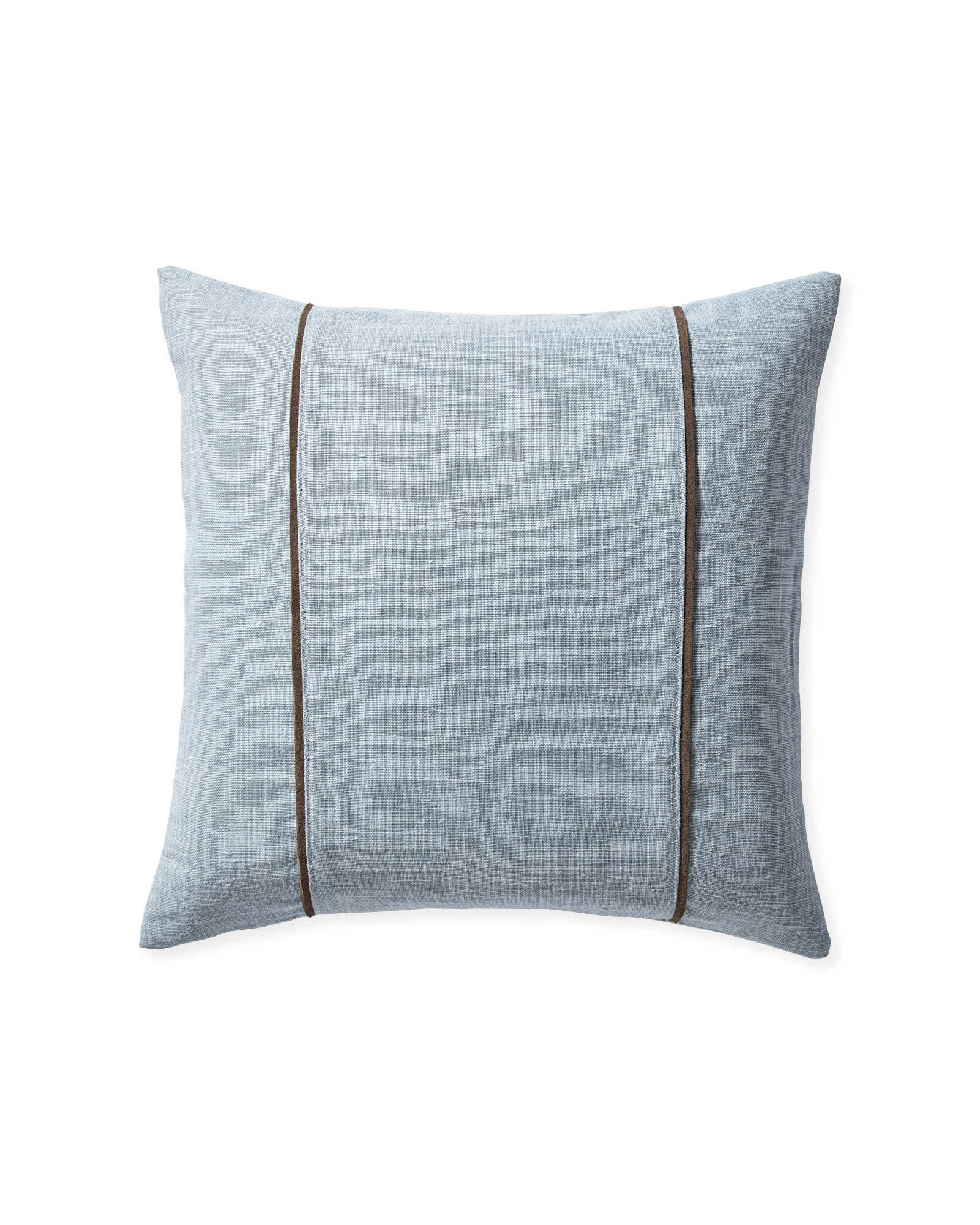 Kentfield Pillow Cover, Coastal Blue
