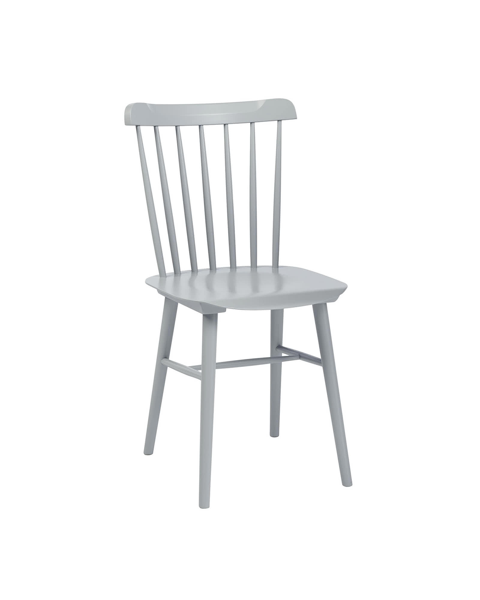 Tucker Dining Chair, Fog