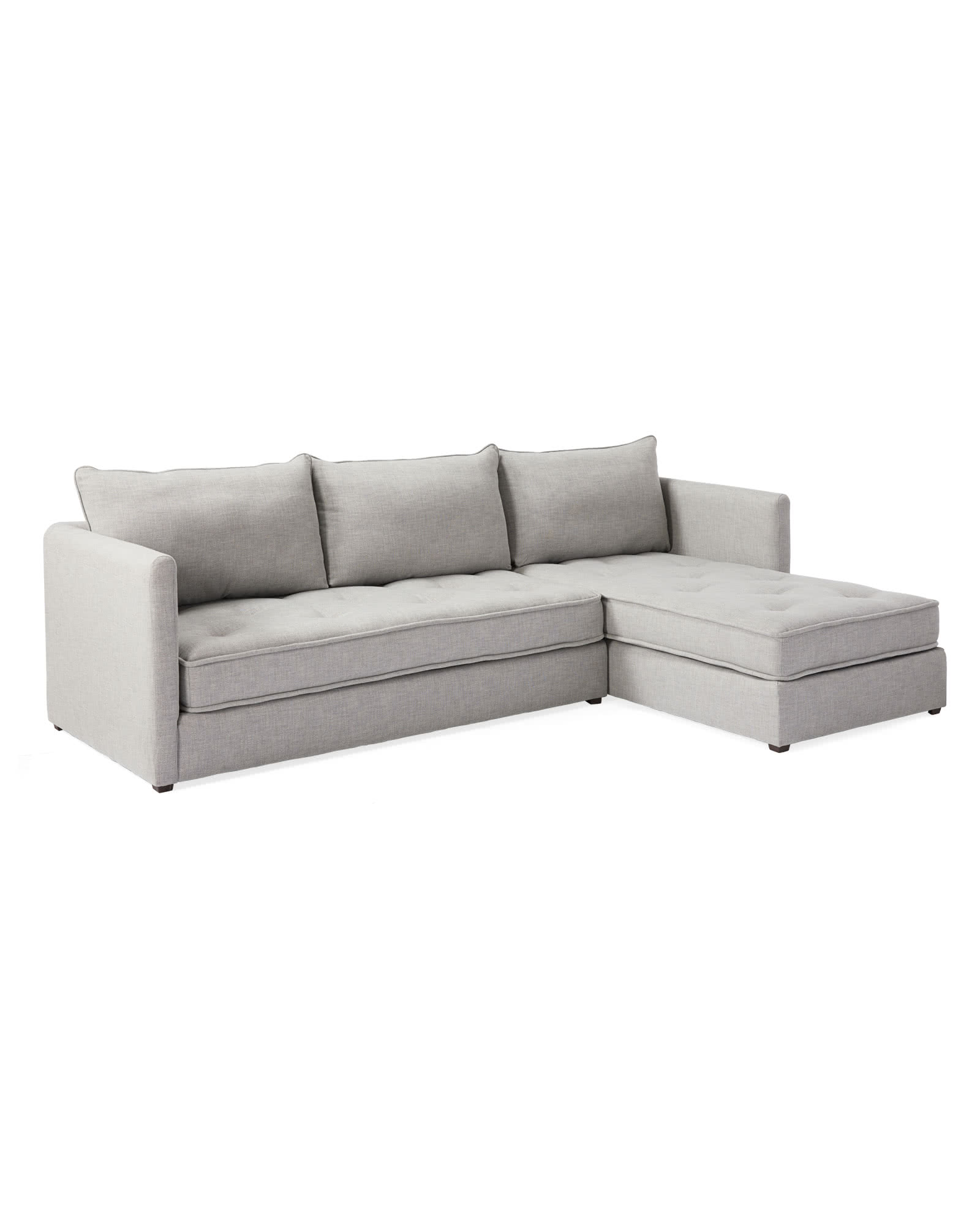 Bennett Chaise Sectional - Right-Facing,