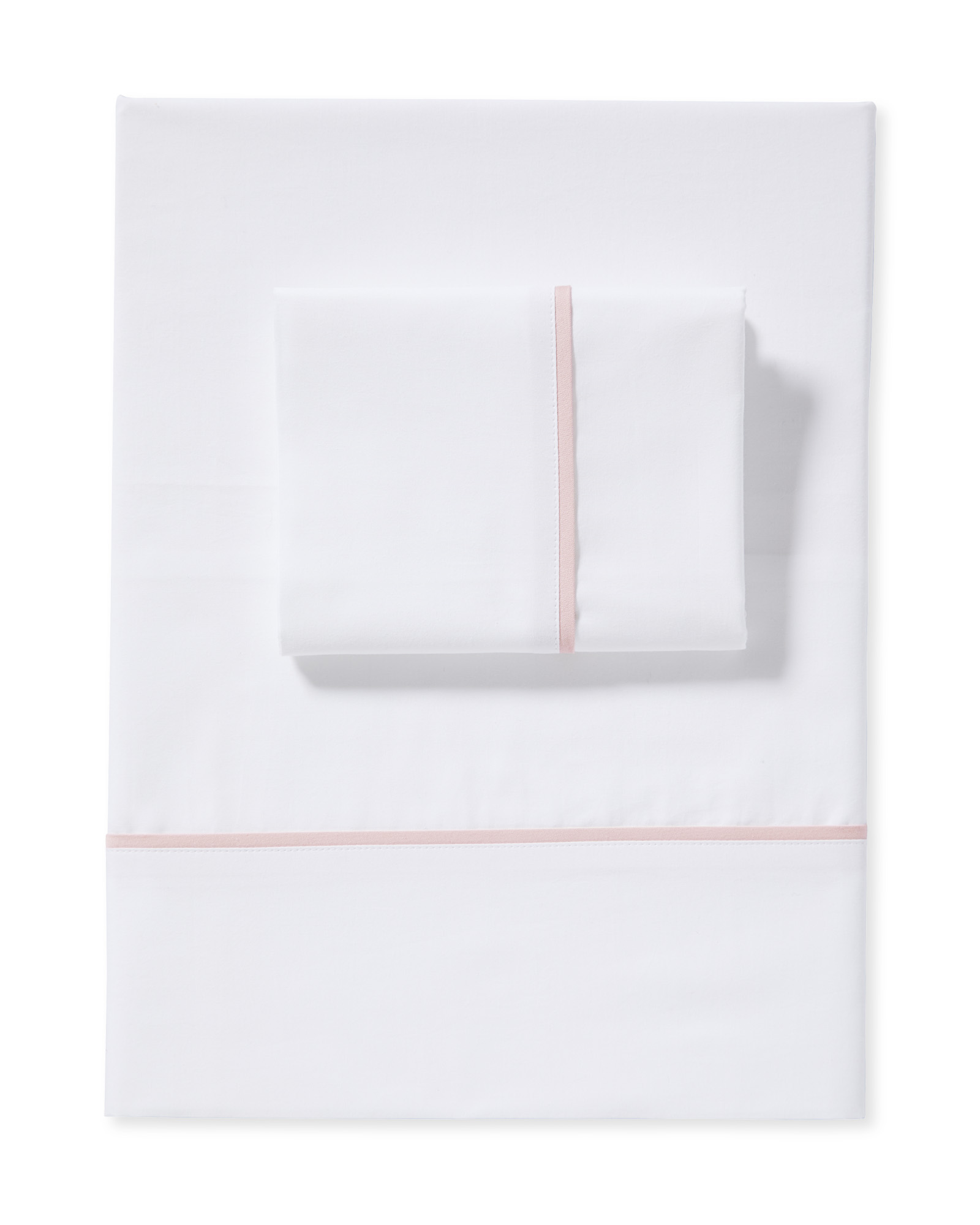 Beach Club Sheet Set, Pink Sand