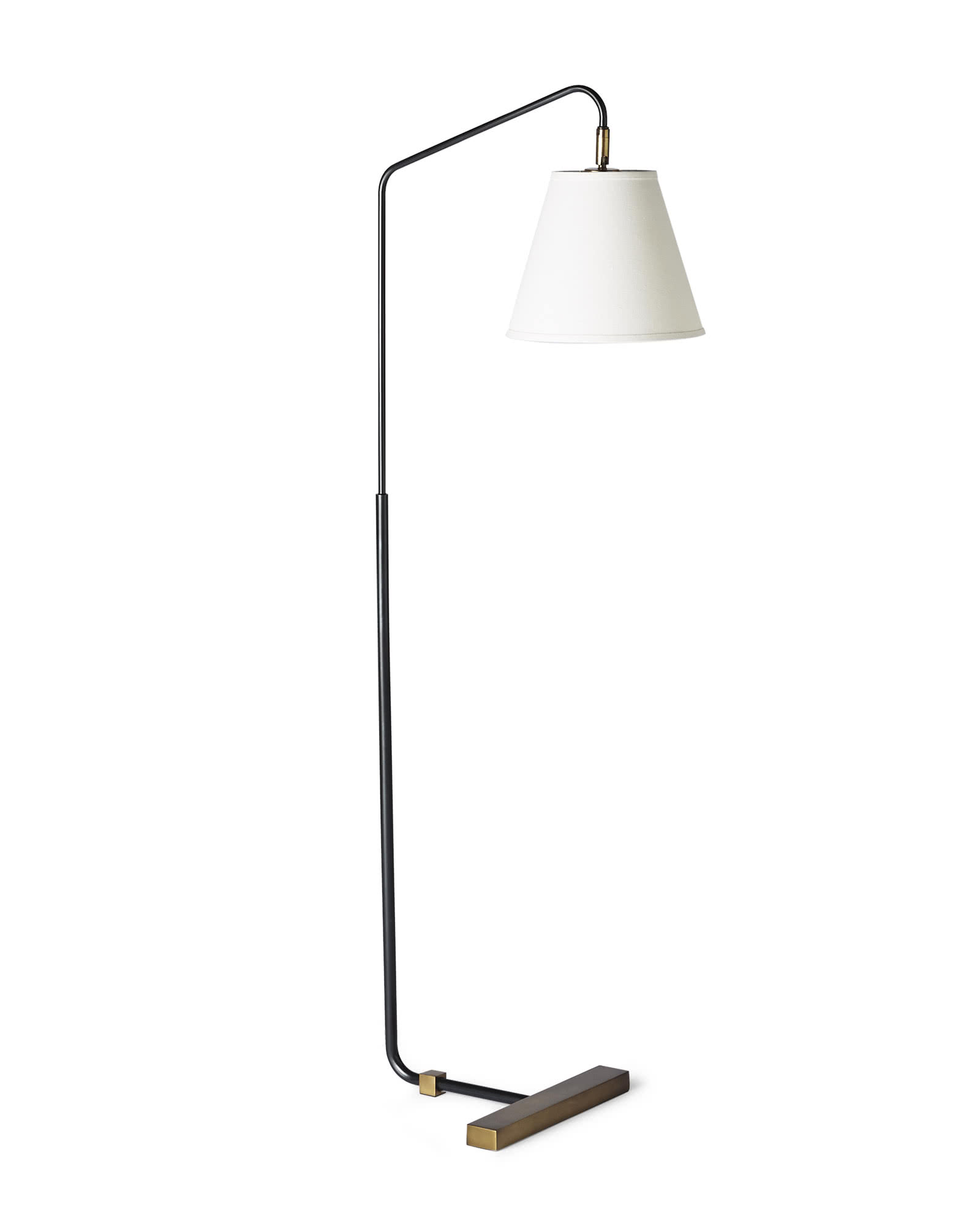 Flynn Floor Lamp, White