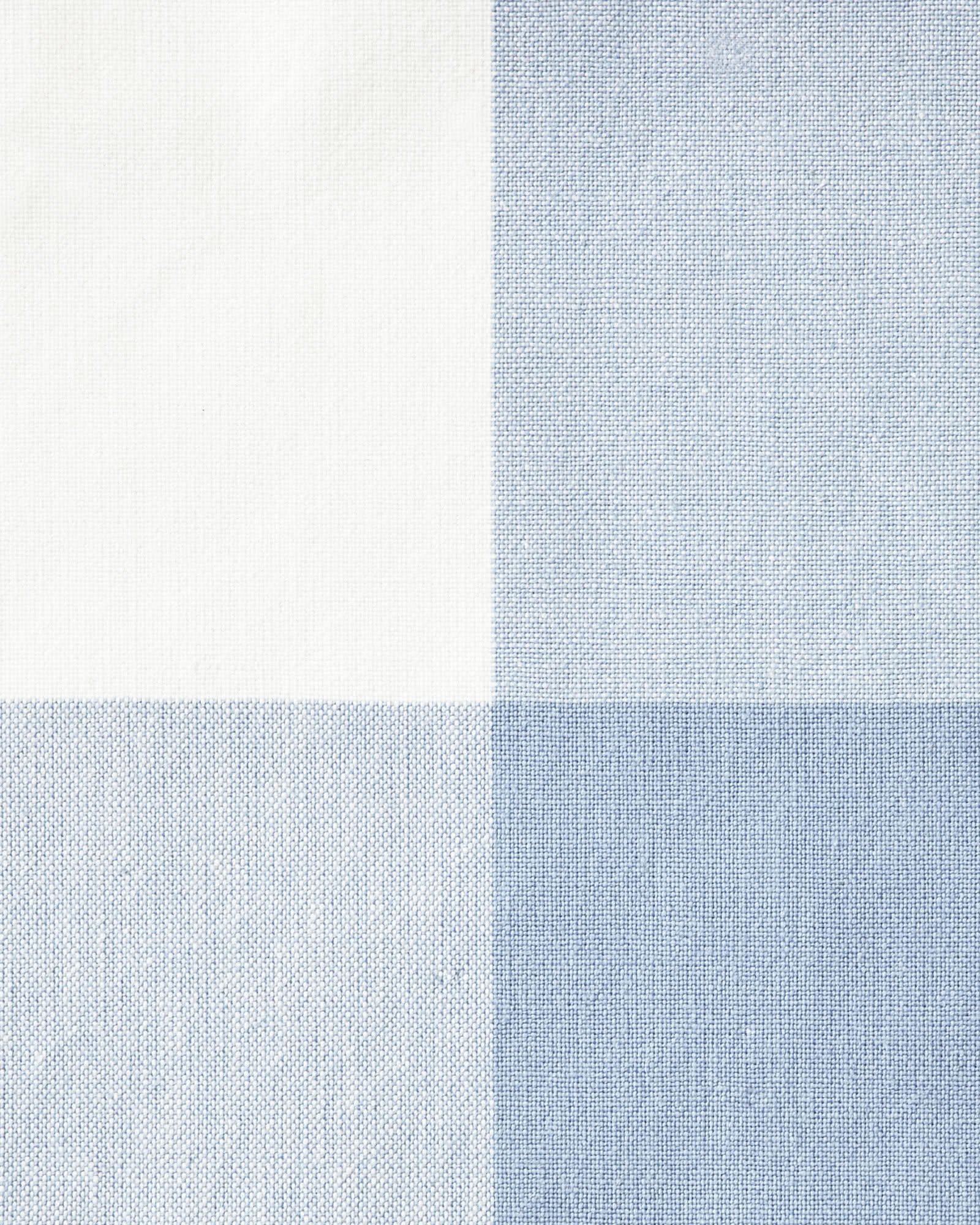 Cotton Gingham - Chambray,