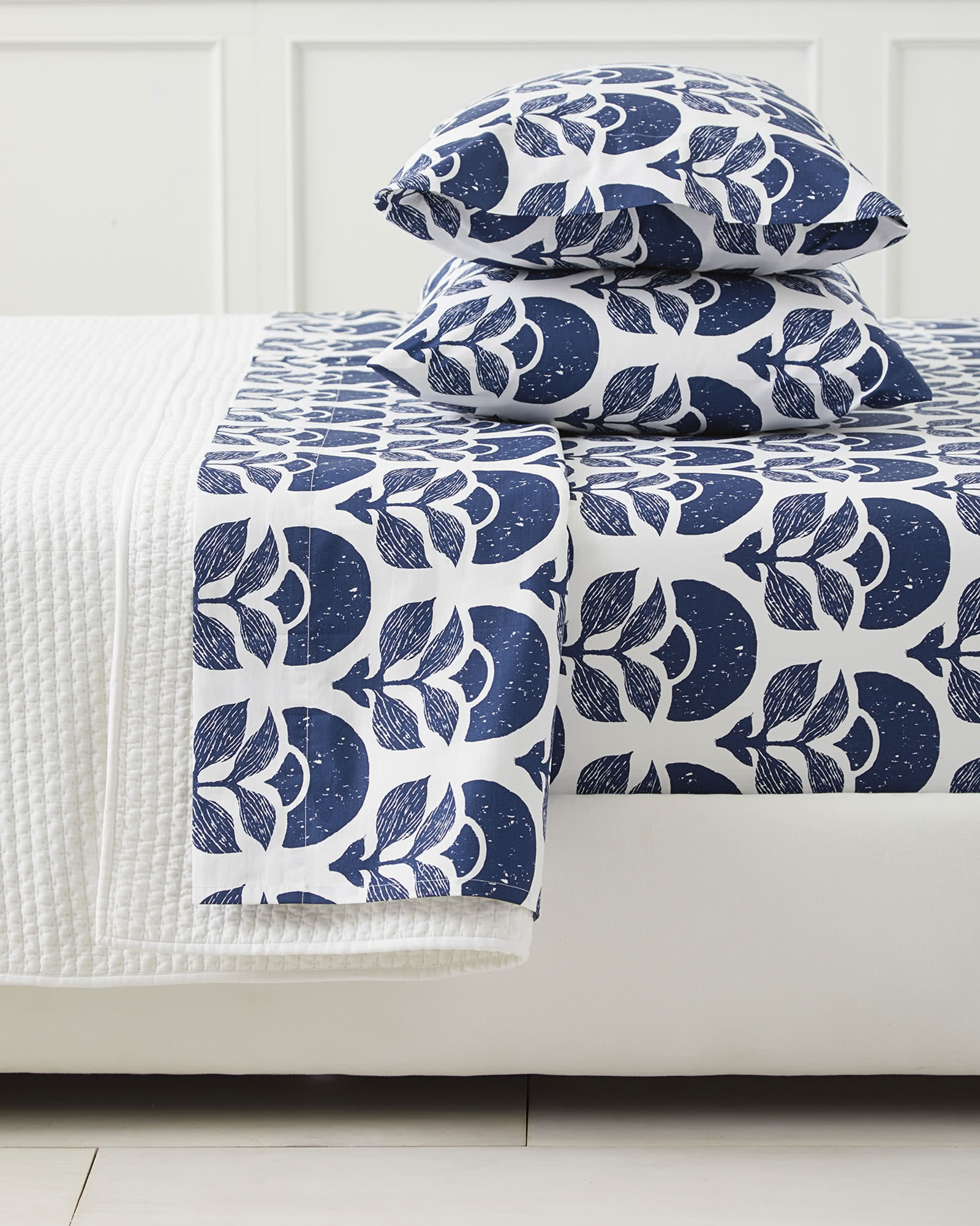 Larkspur Pillowcases (Extra Set of 2),