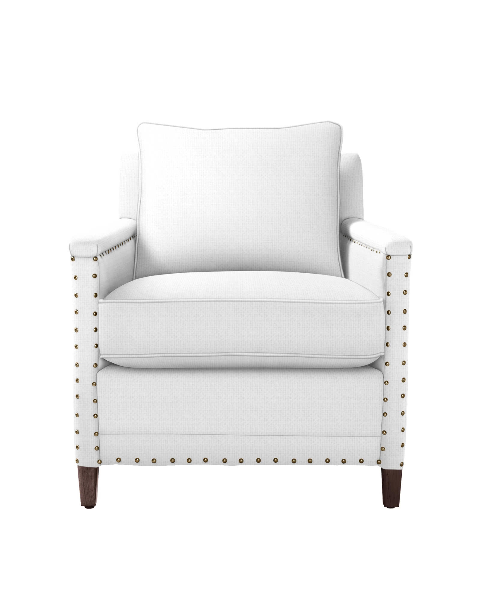 Spruce Street Chair with Nailheads,