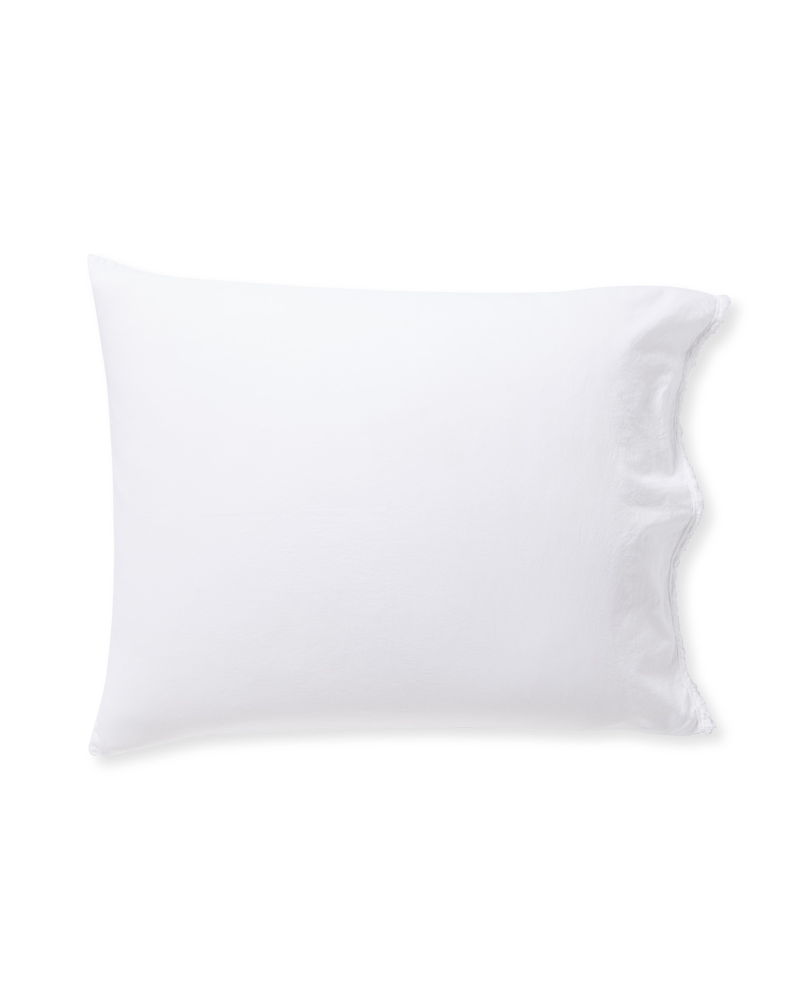 Mar Vista Pillowcases (Set of 2), White