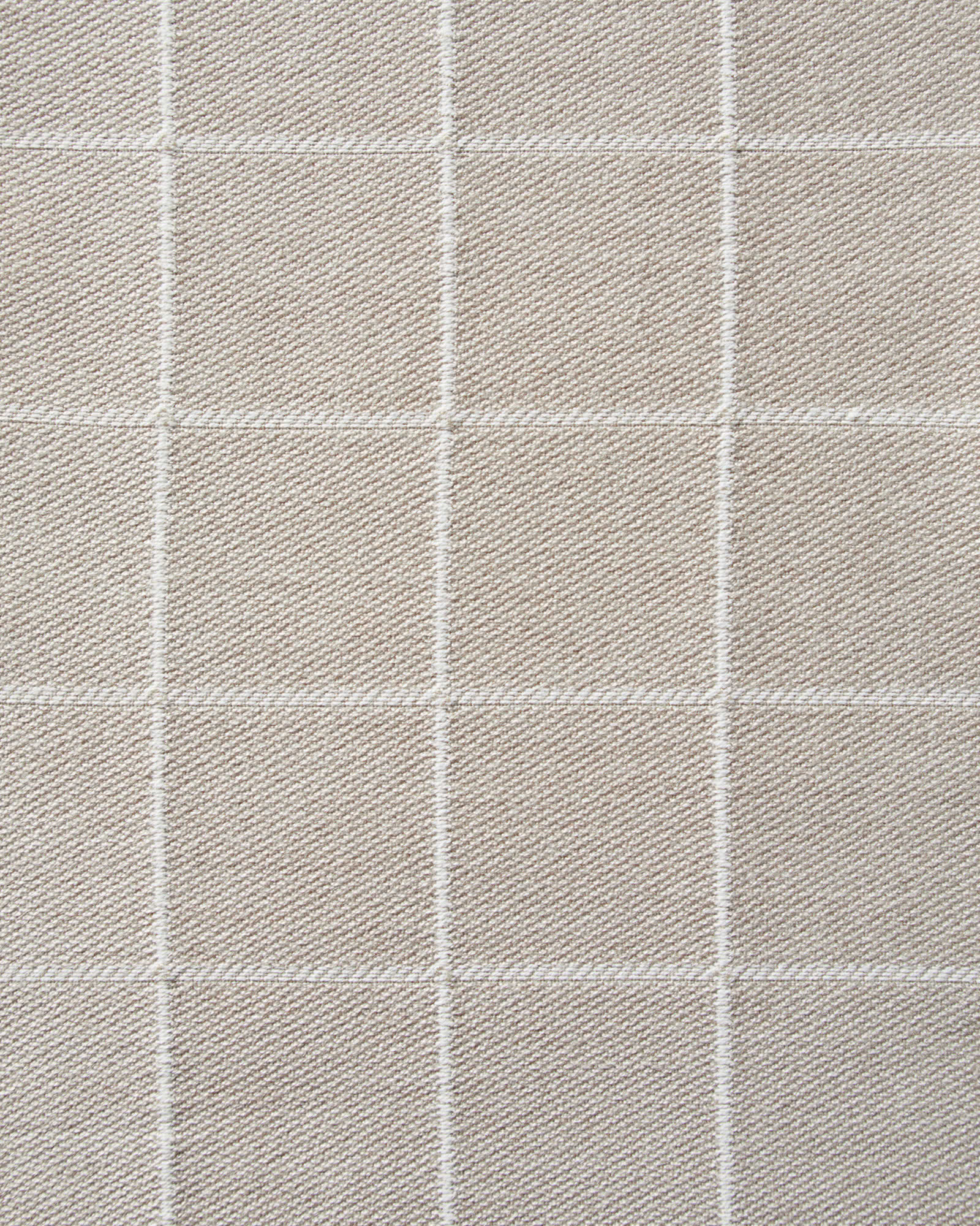 Sunbrella® Windowpane - Sand,