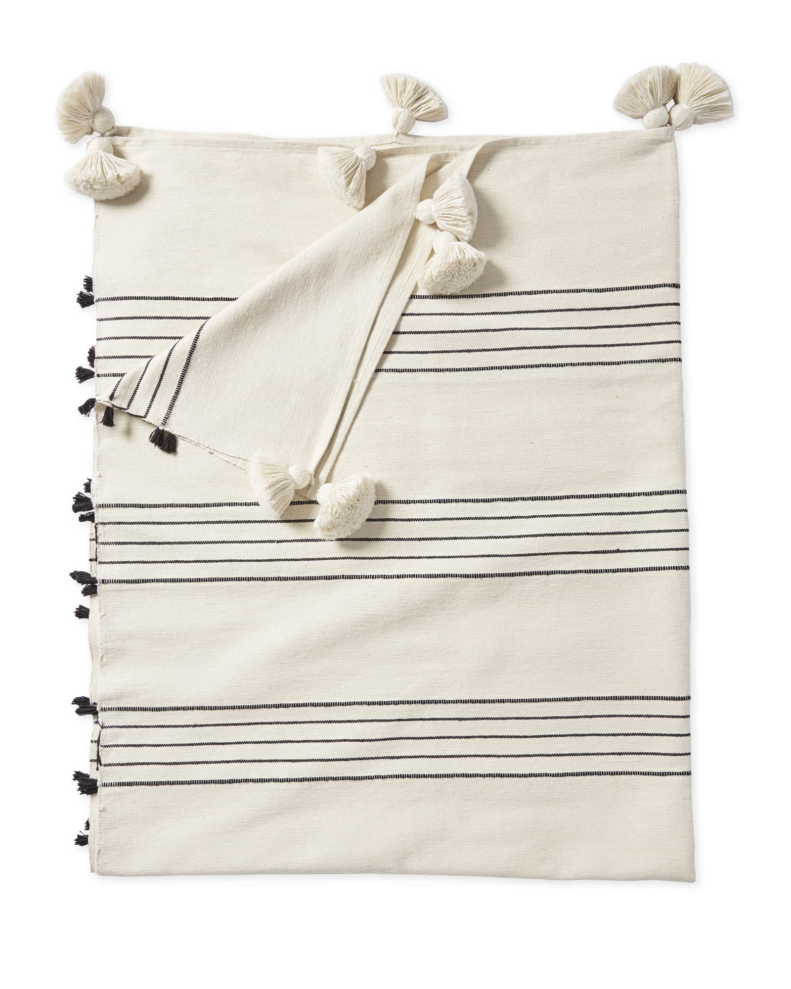 Casablanca Pinstripe Throw,