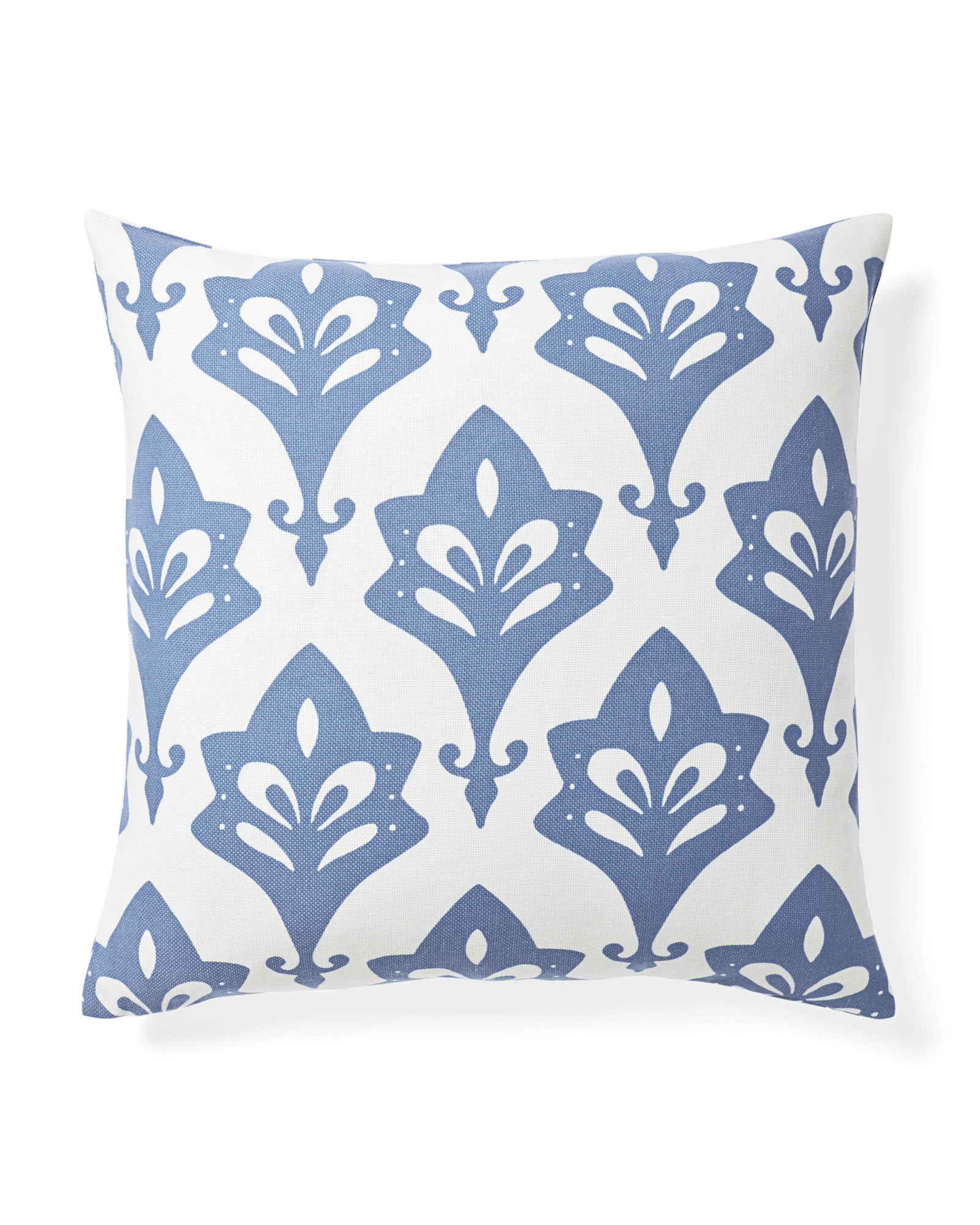 Acanthus Outdoor Pillow Cover Serena And Lily
