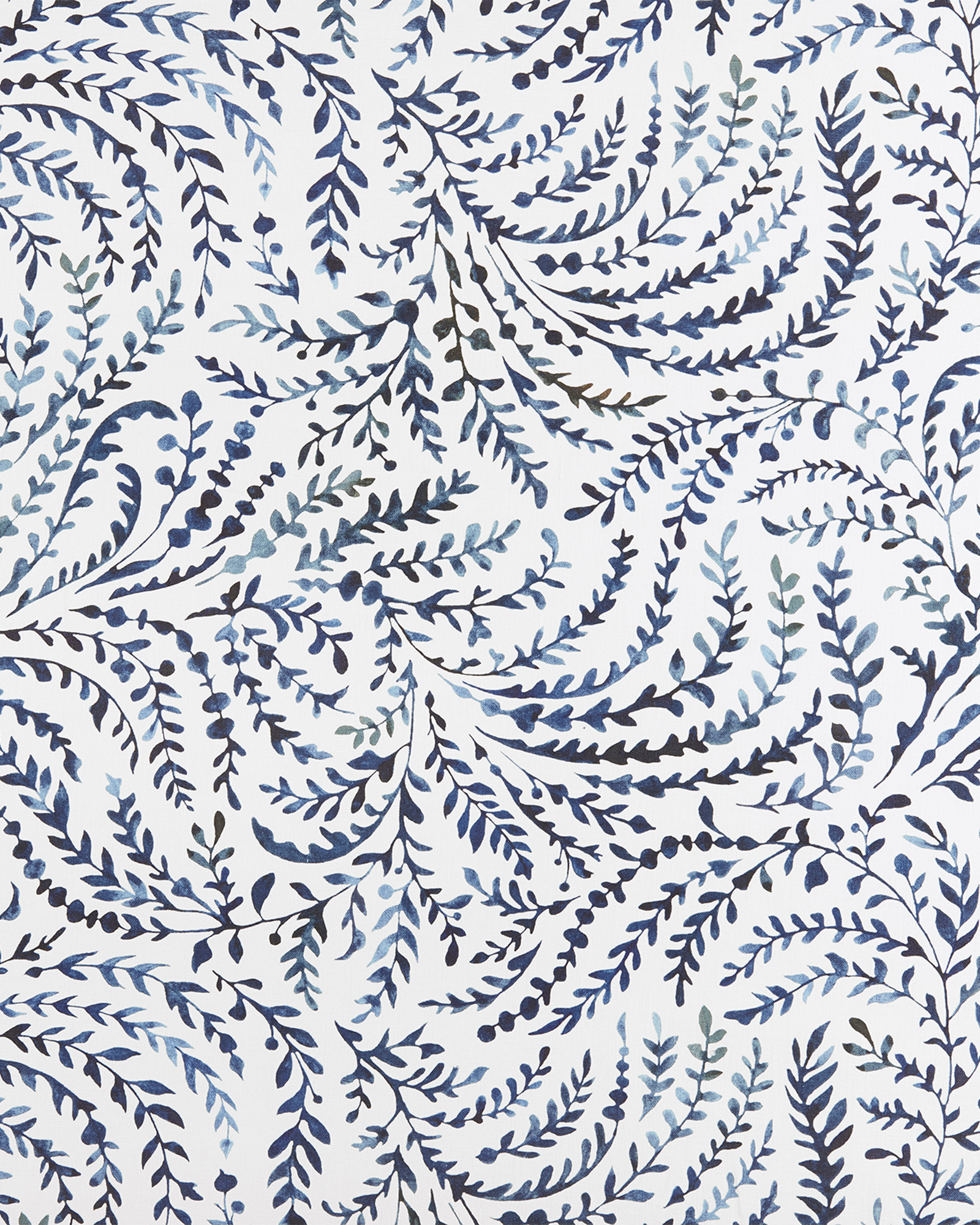 Fabric By the Yard - Priano Linen, Navy