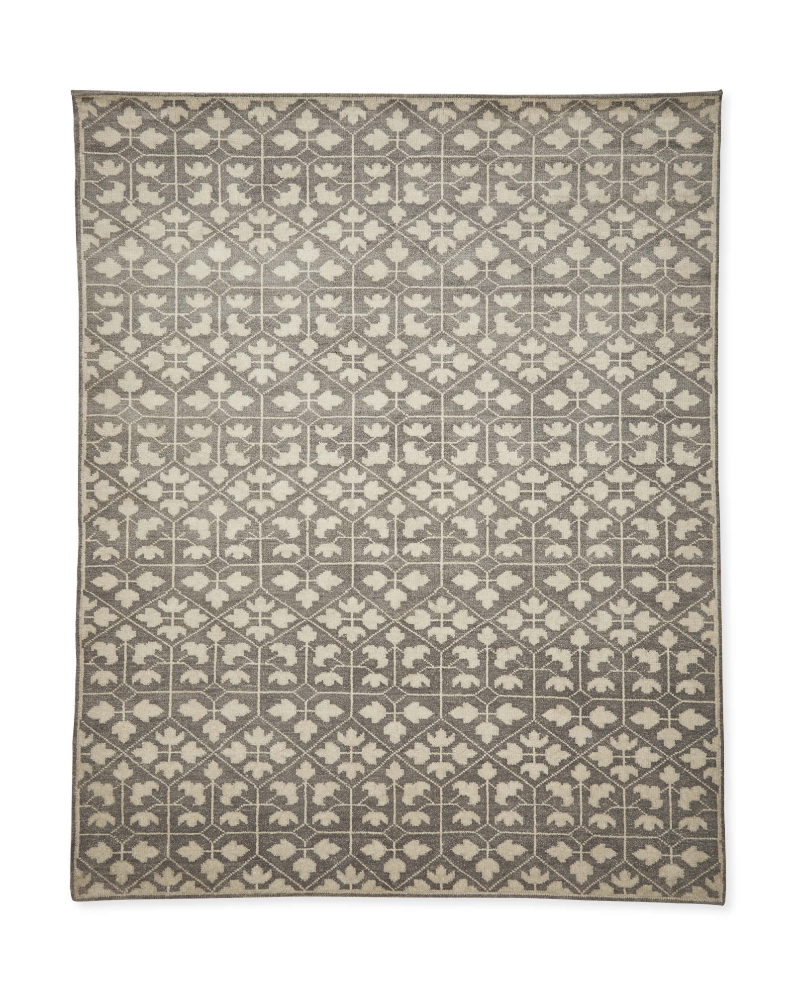 Pfeiffer Hand-Knotted Rug,