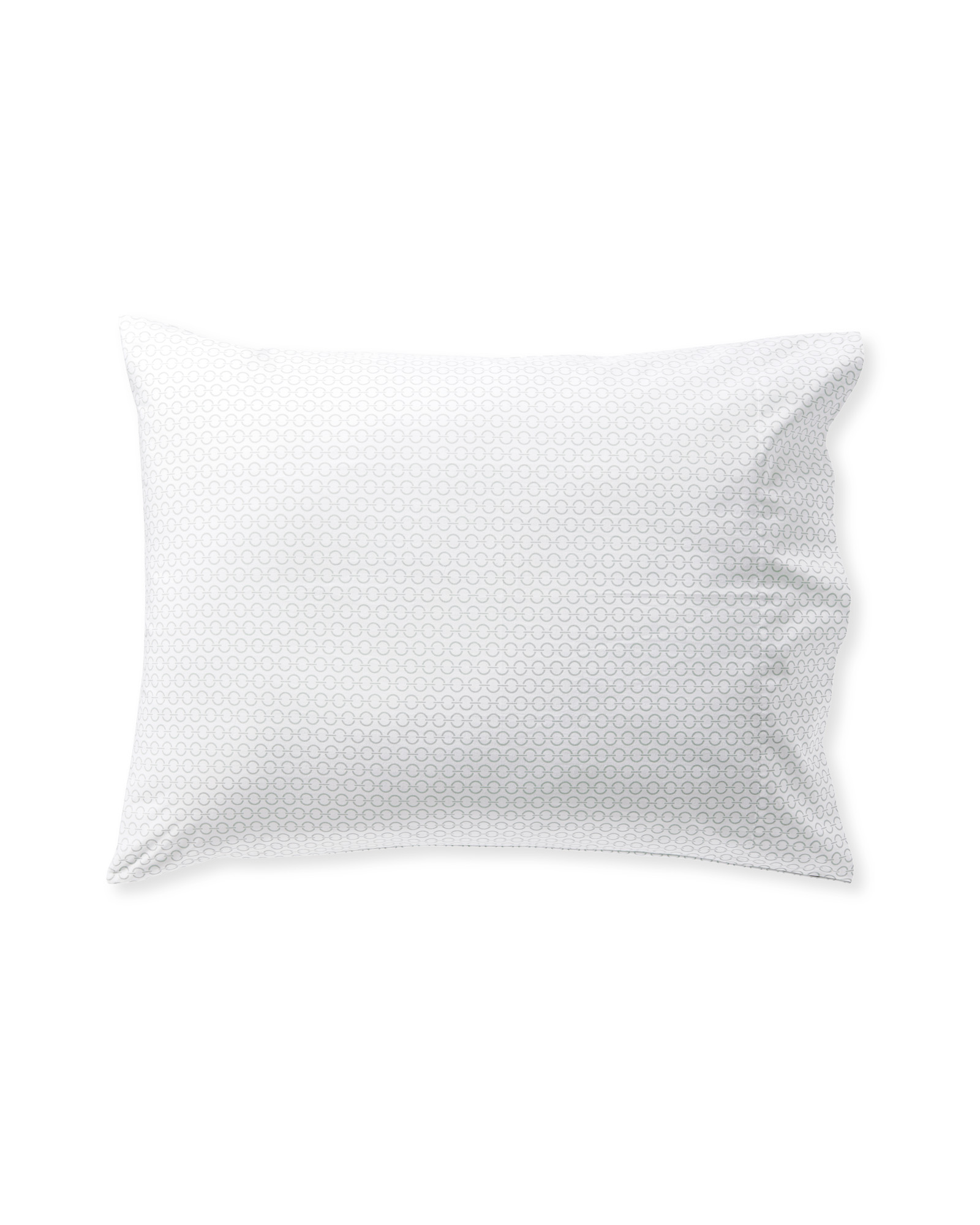 Classic Ring Pillowcases (Set of 2), Eucalyptus