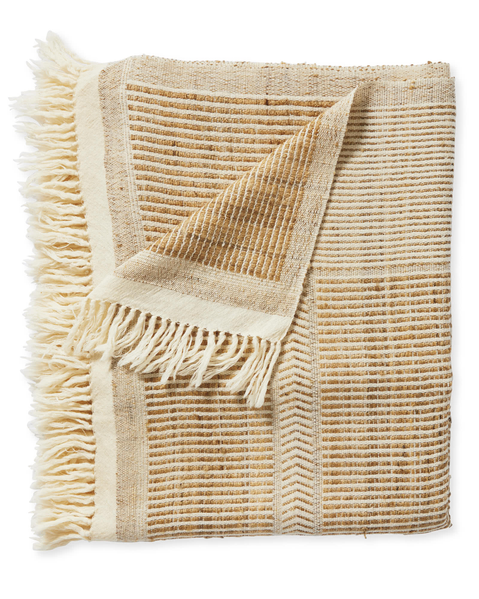 Sycamore Wool Throw,
