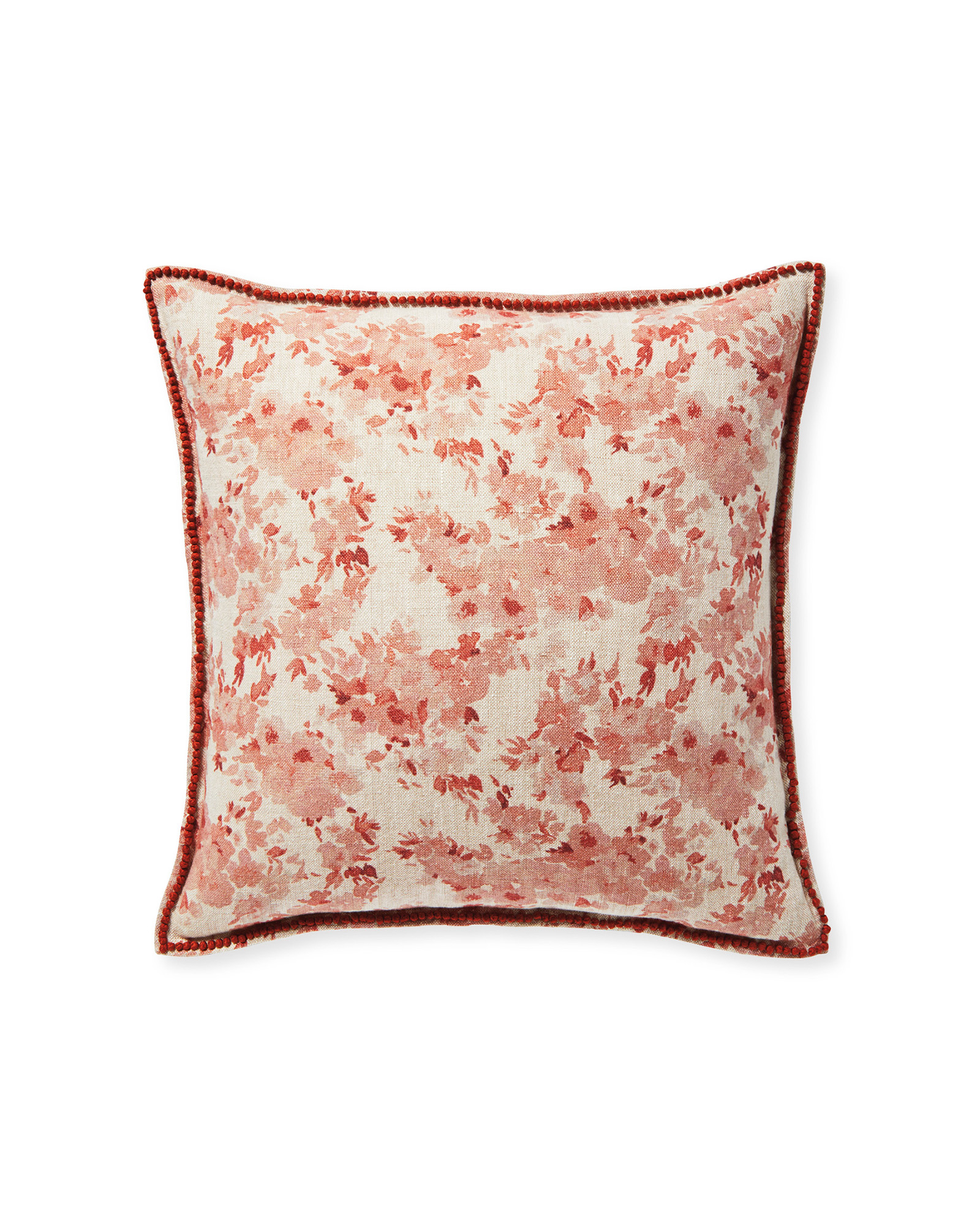 Somerset Pillow Cover, Wild Rose