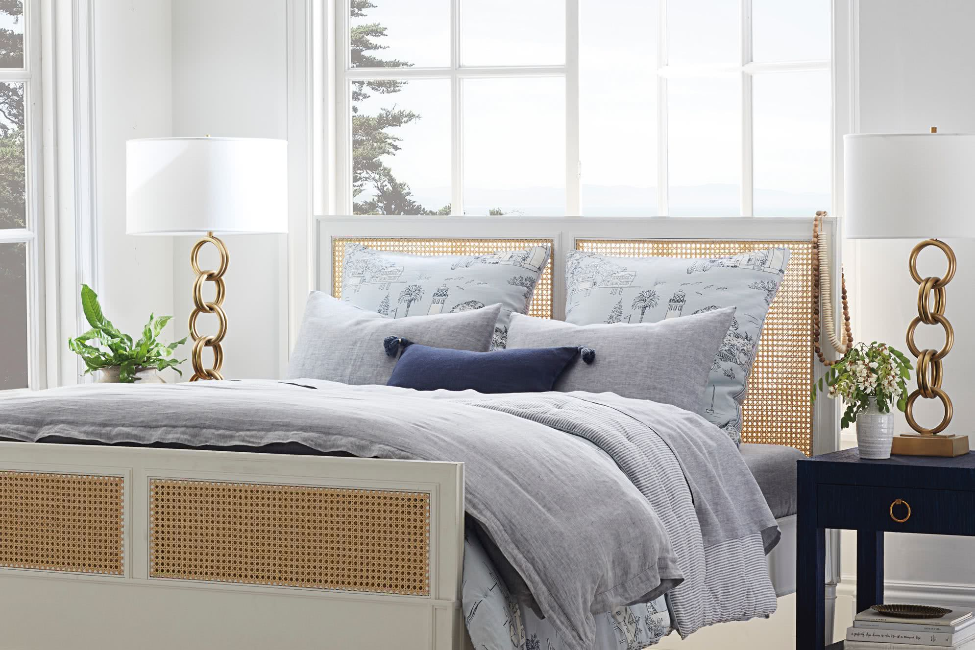Shop the Look: Master & Guest Bedrooms | Serena & Lily