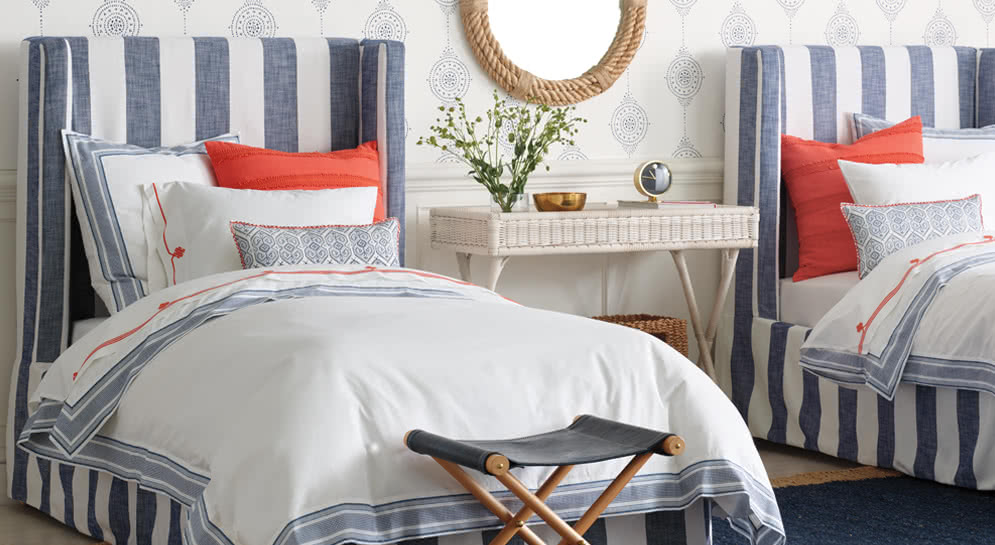 Shop The Look Kids Girls And Boys Designer Bedrooms Serena Amp Lily